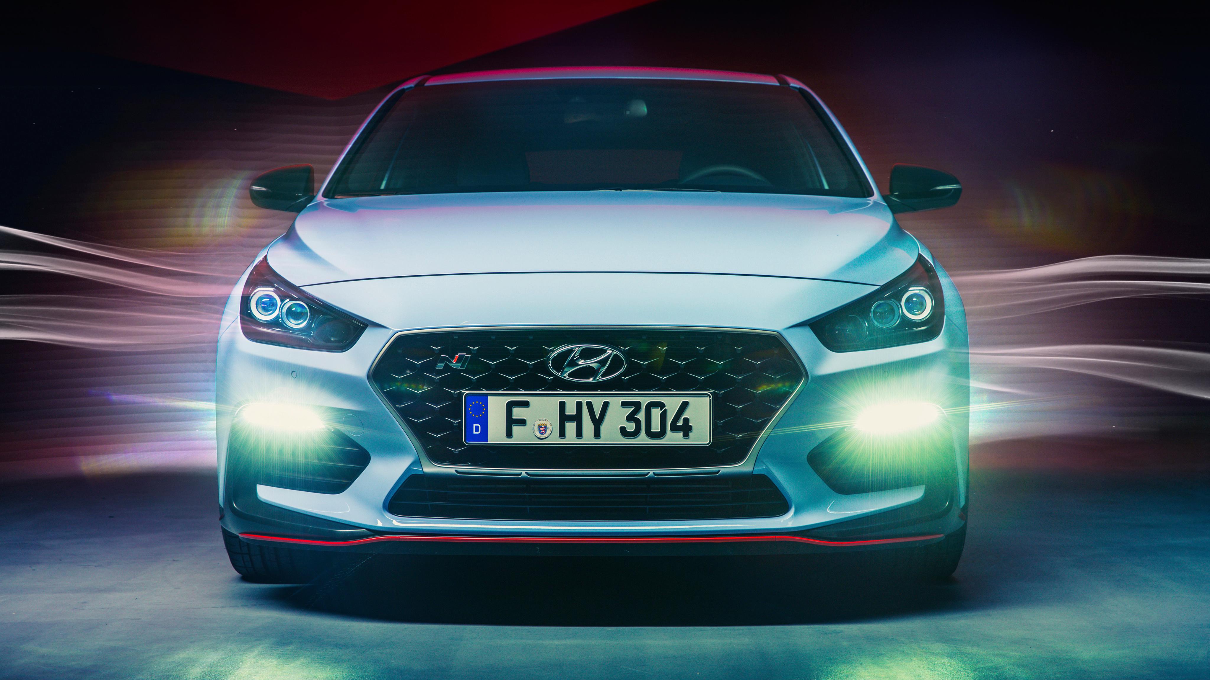 Hyundai I30 N 2017 Hot Hatch 2017 Wallpaper Hd Car