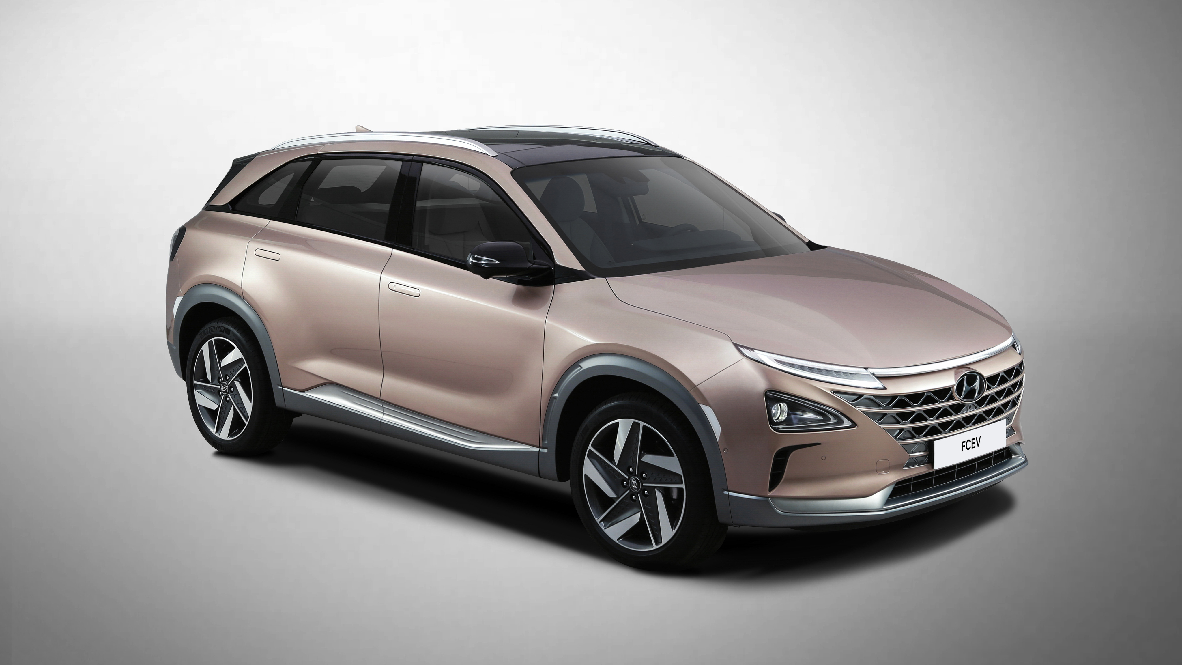 Hyundai Nexo Ces 2018 4k Wallpaper Hd Car Wallpapers Id 9388