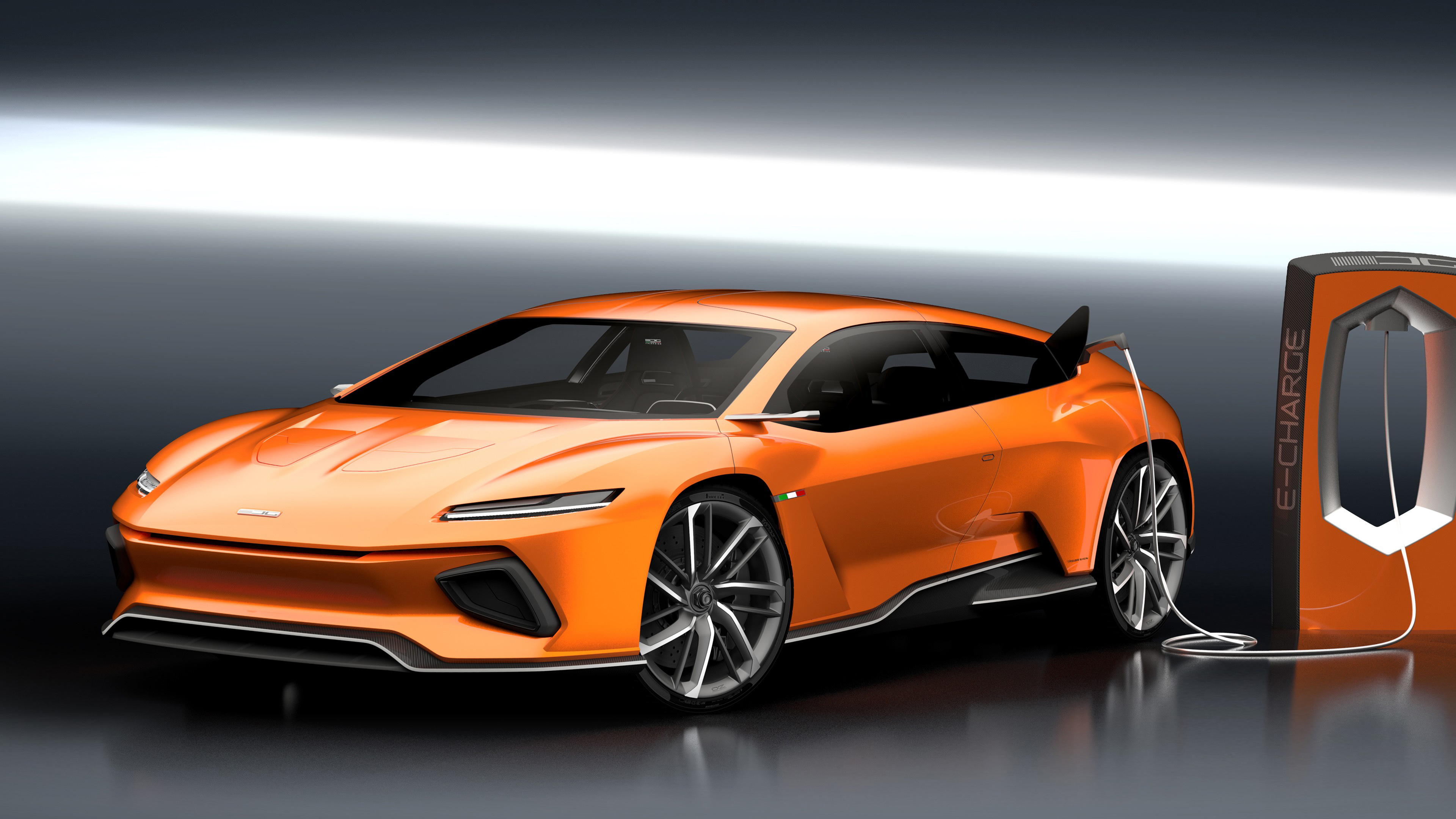 Italdesign GT Zero Electric Car Wallpaper