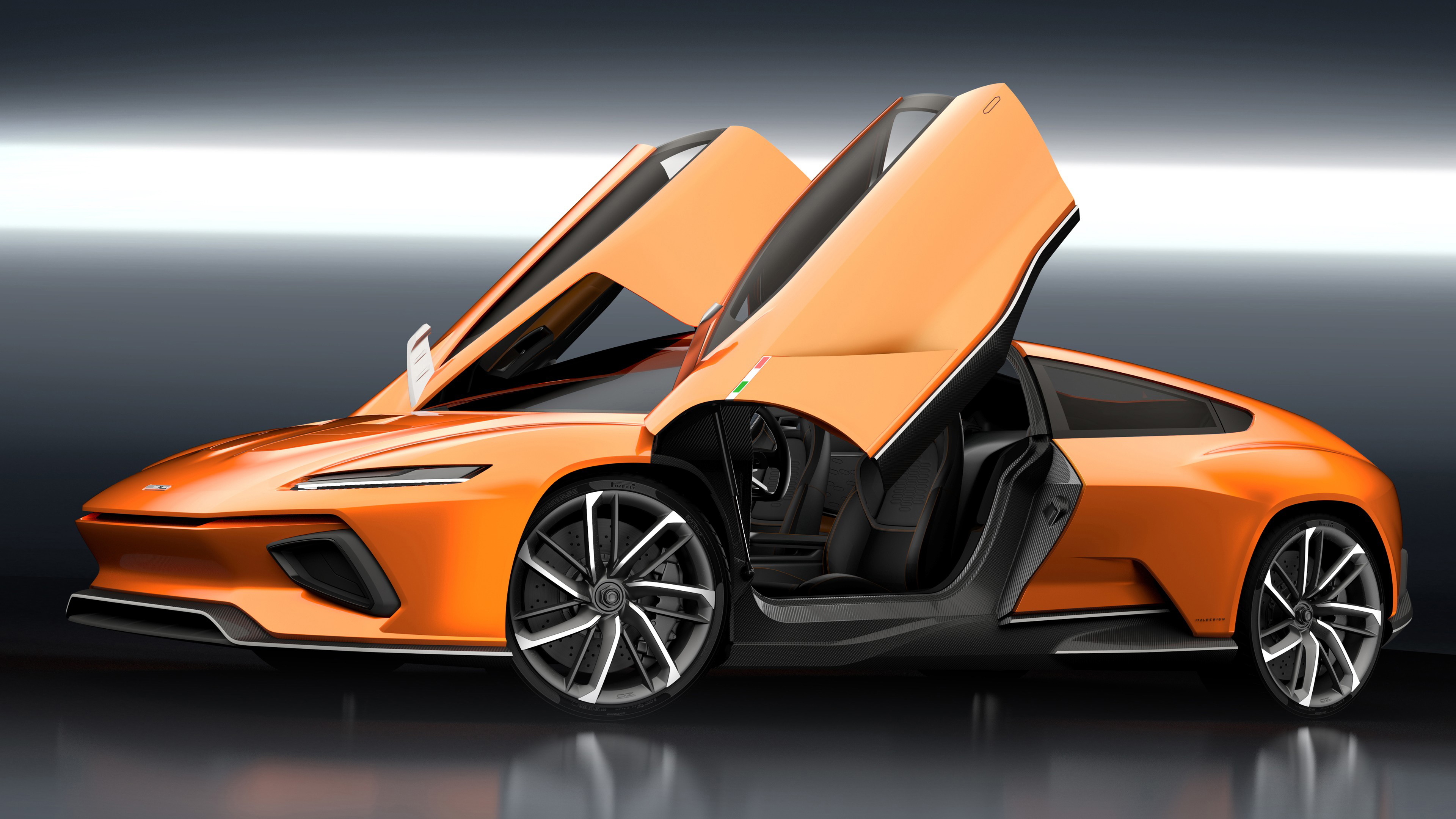 The 5 Most Insane Concept Cars Unveiled At The Frankfurt