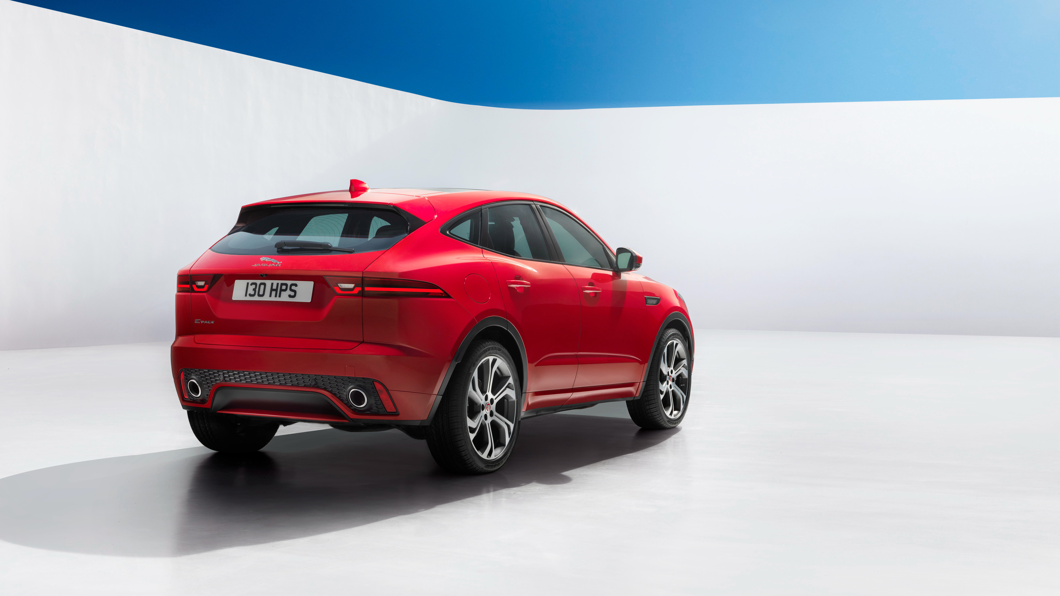 Jaguar E Pace R Dynamic First Edition 2018 Wallpaper | HD ...