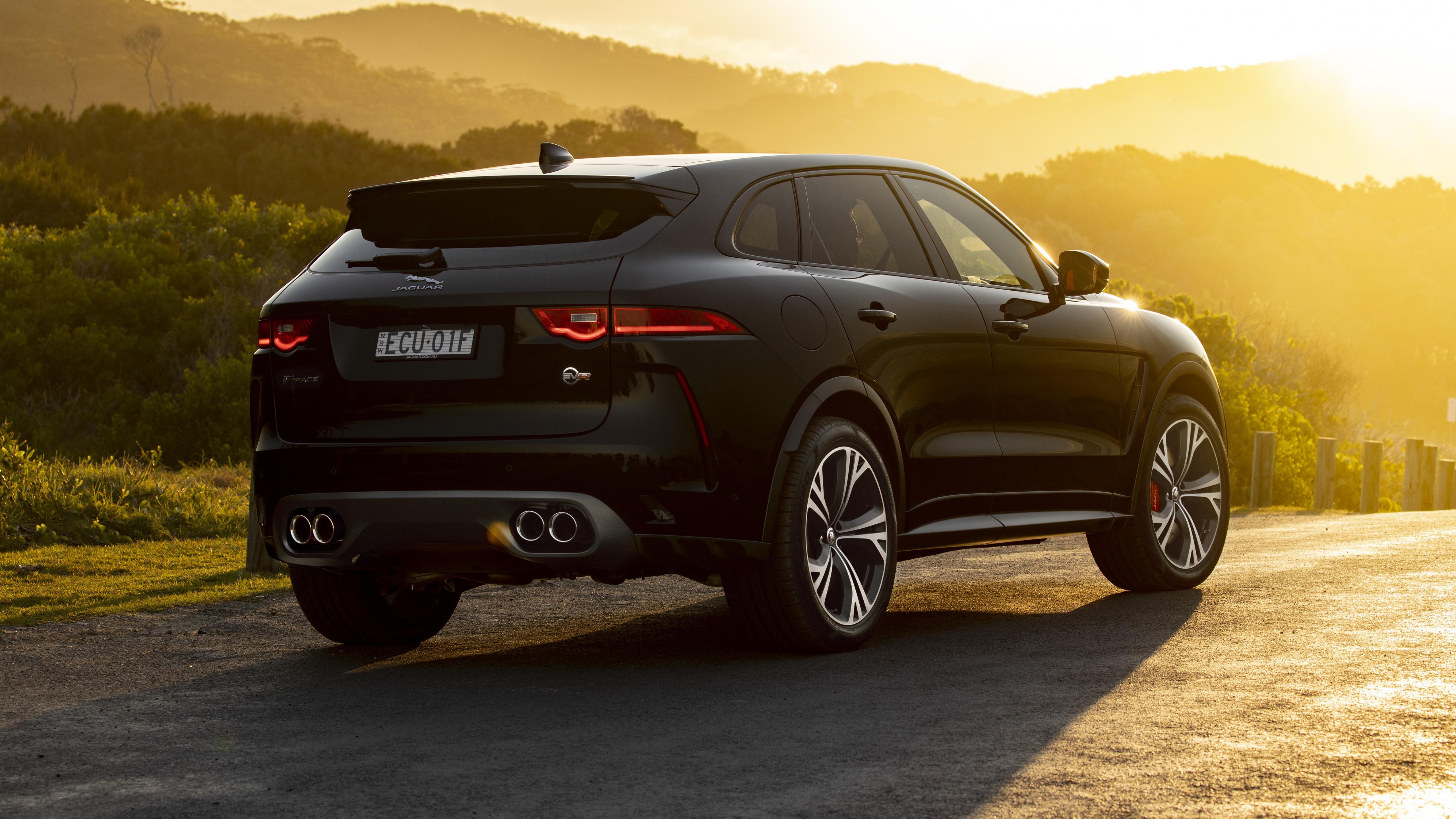 Jaguar F-Pace SVR 2019 5K 2 Wallpaper | HD Car Wallpapers ...