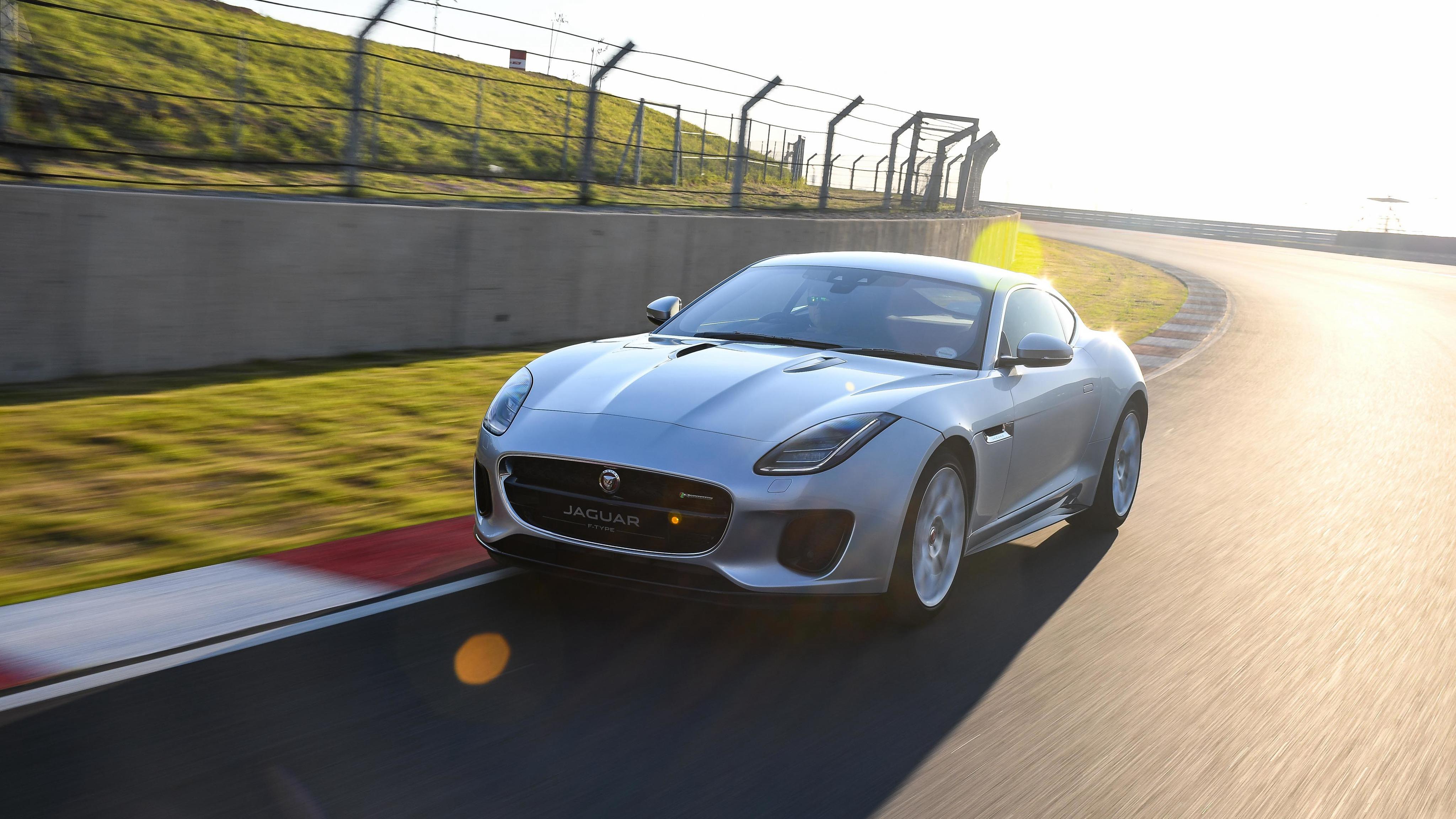 Jaguar F Type 2 Coupe 2017 4K Wallpaper | HD Car ...