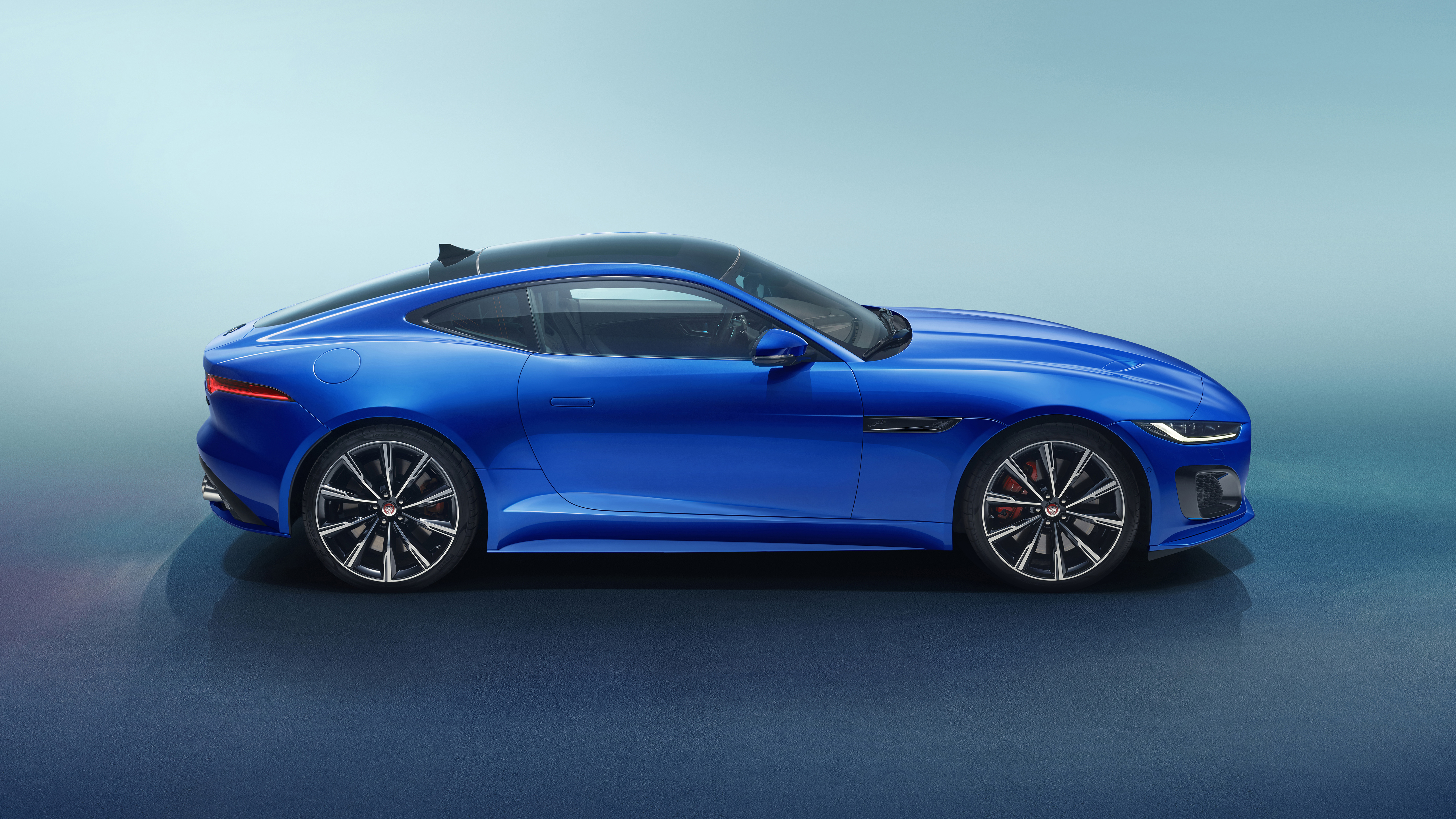 Jaguar F-Type R Coupe 2020 4K 6 Wallpaper | HD Car ...