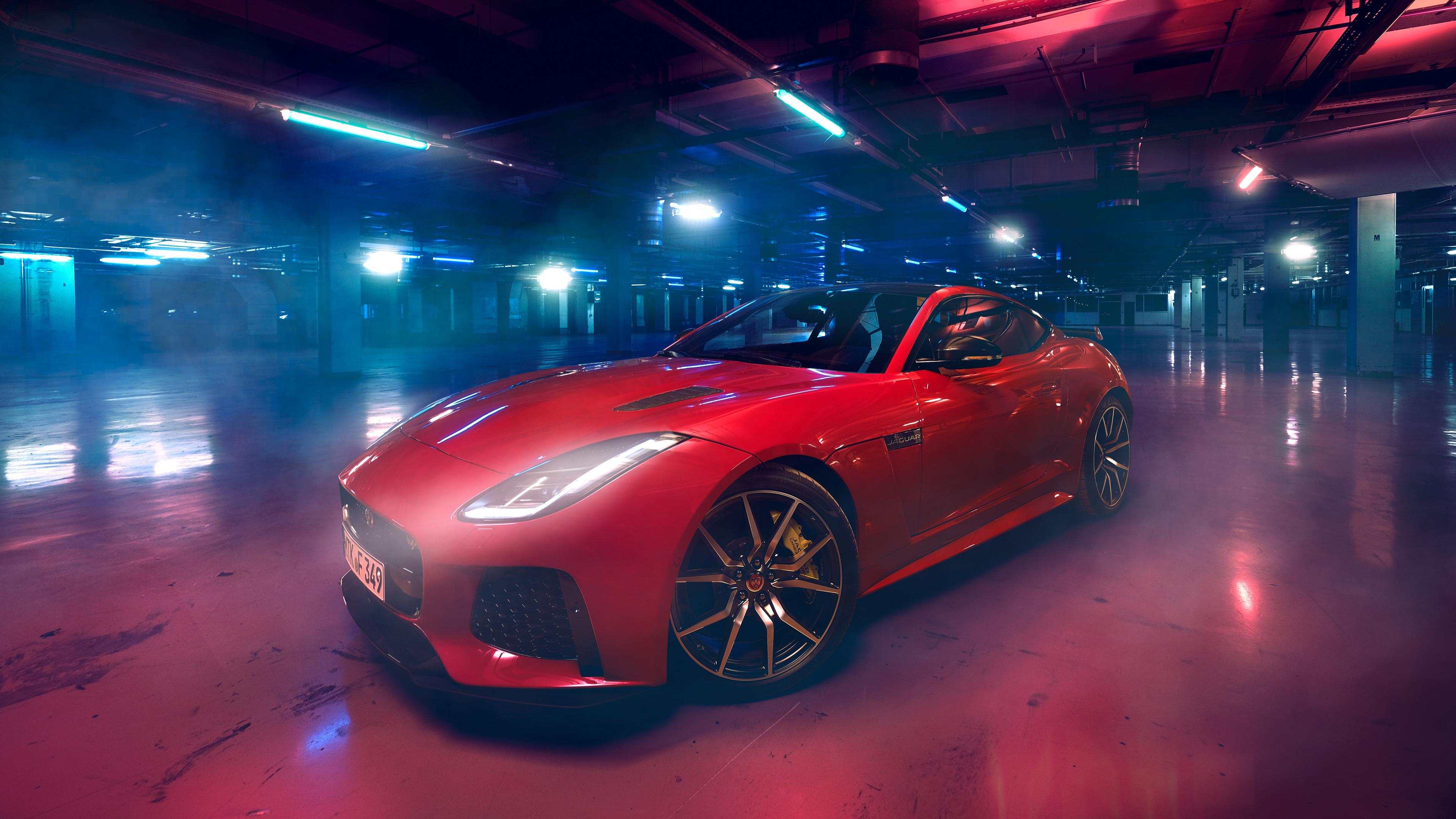 Jaguar F Type Svr >> Jaguar F-Type SVR 4K Wallpaper | HD Car Wallpapers | ID #10781