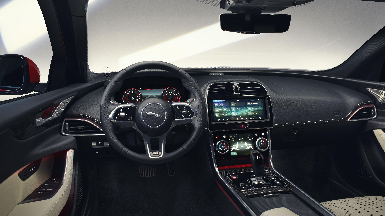 Jaguar F Type Interior >> Jaguar XE R-Dynamic 2019 5K Interior Wallpaper   HD Car ...