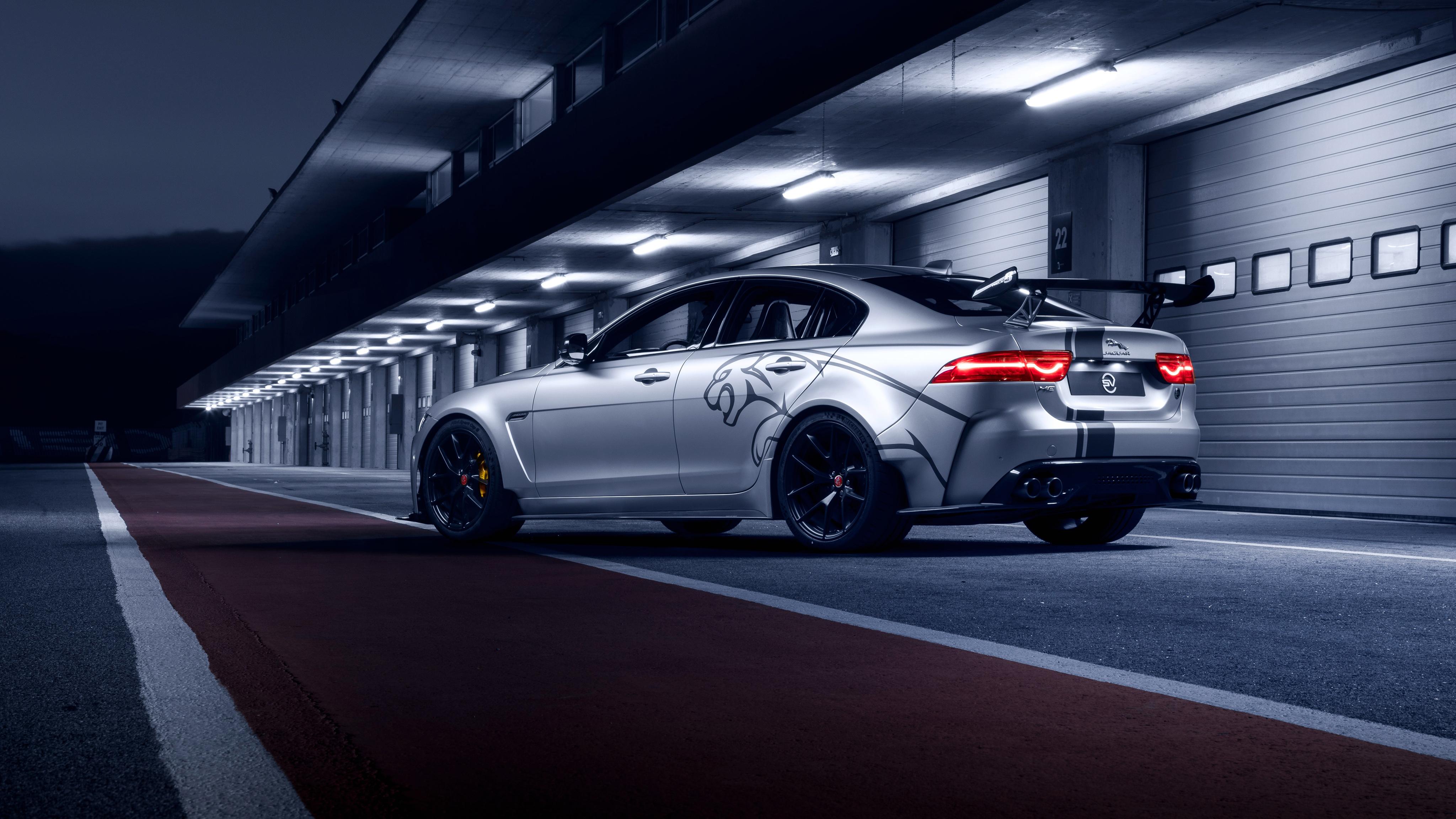 Jaguar xe sv project 8 2018 4k 5 wallpaper hd car - Project cars 4k wallpaper ...