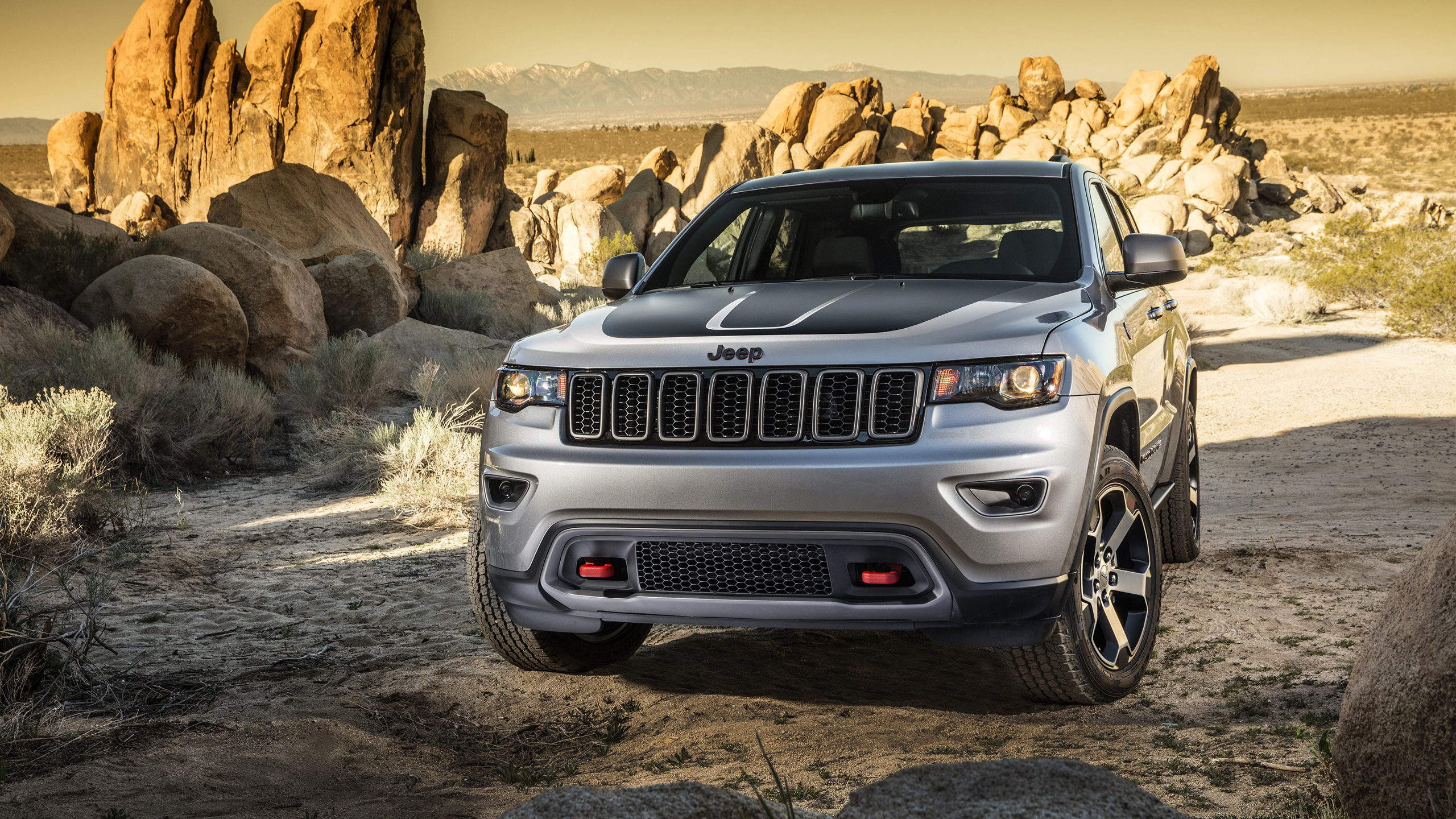Genial Jeep Grand Cherokee Trailhawk 2017