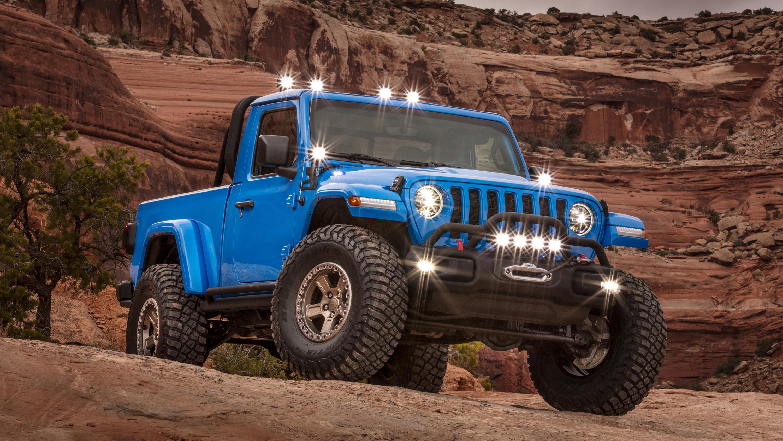 Jeep J6 2019 Wallpaper   HD Car Wallpapers   ID 12424