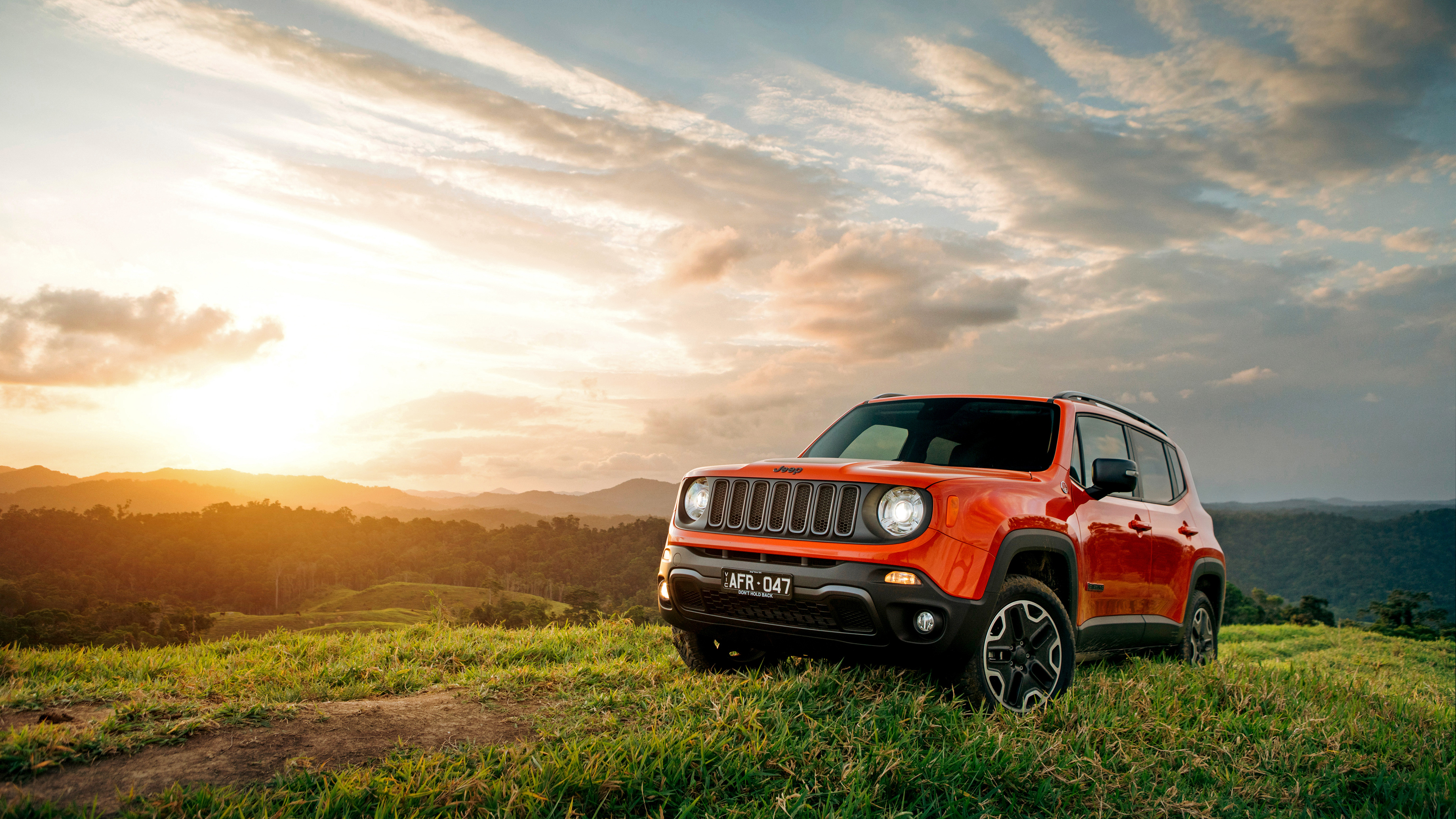 Jeep Car Images Hd: Jeep Renegade Hells Revenge Wallpaper