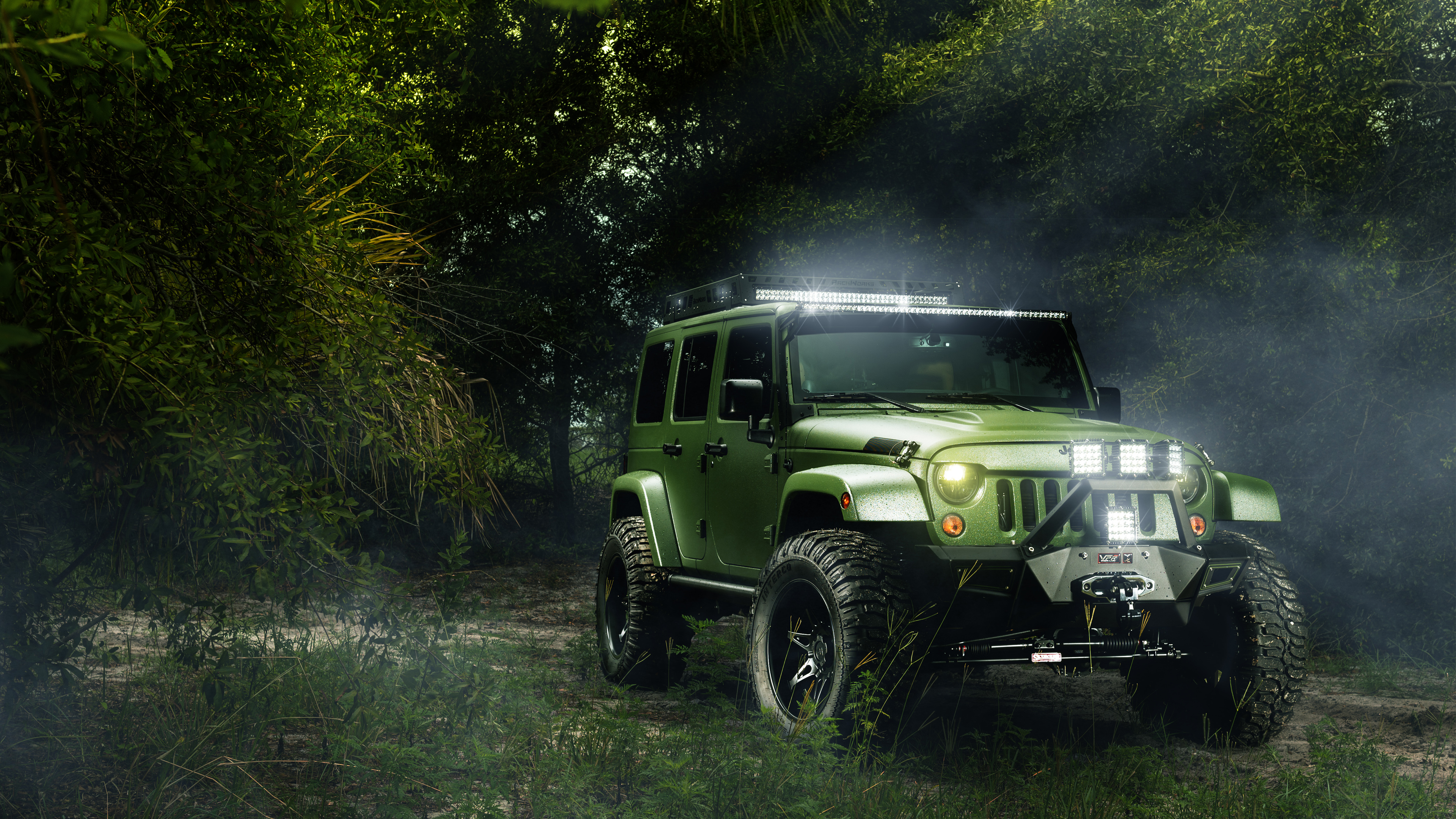 Ordinaire Wallpaper: Jeep Wrangler