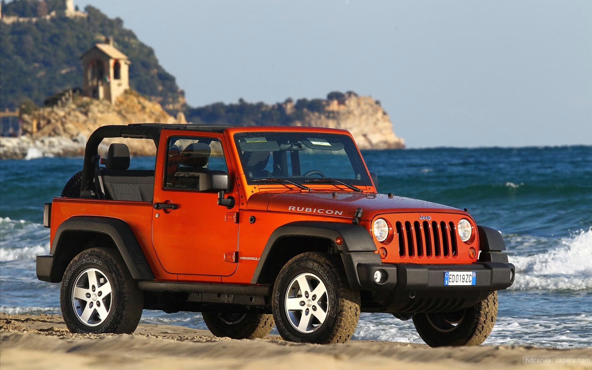Etonnant Wallpaper: Jeep Wrangler 2012