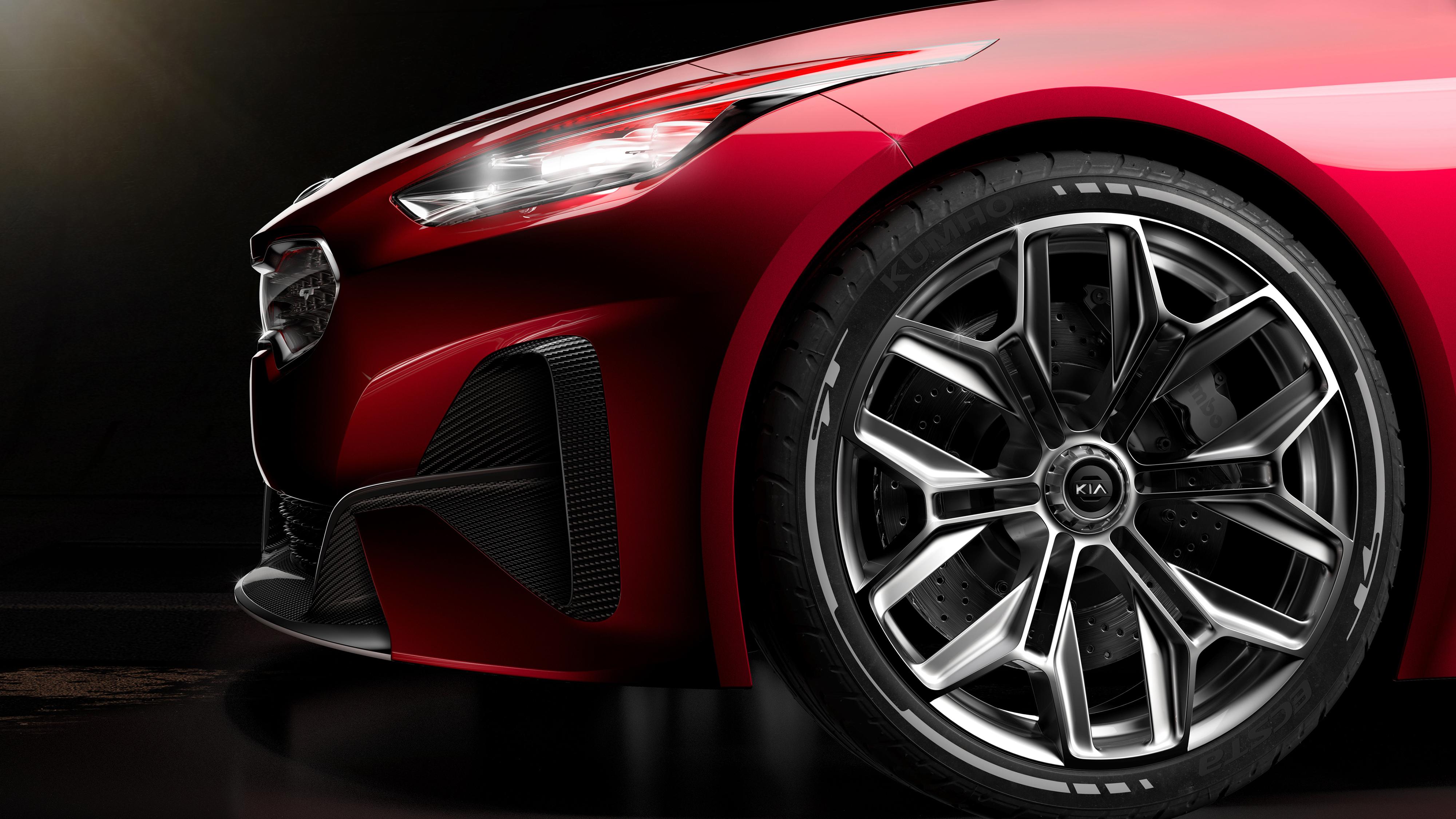 2012 Kia Forte Koup >> Kia Proceed Concept 2017 Frankfurt Motor Show 4K 4 ...