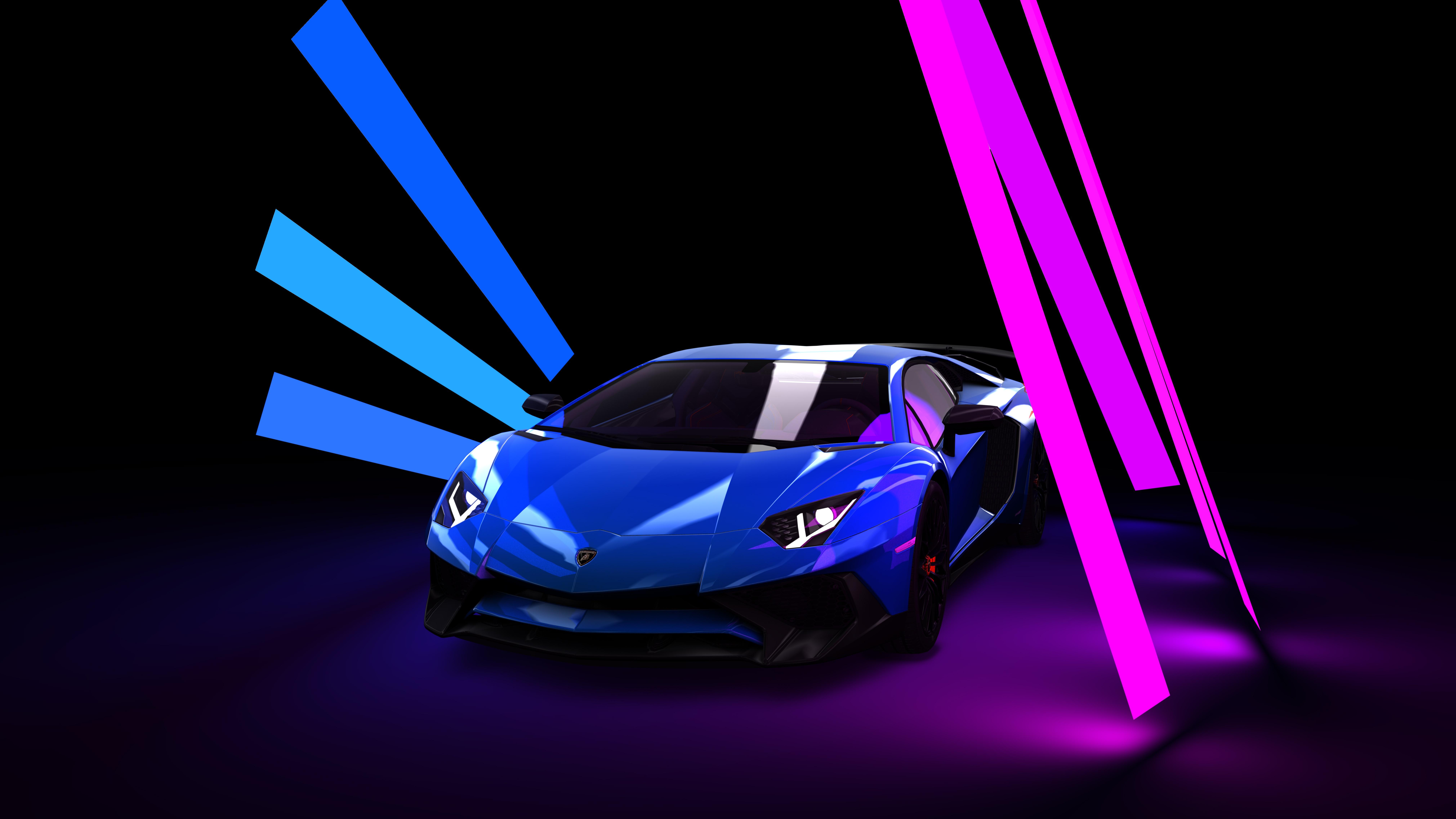 Lamborghini Aventador 4K 8K Wallpaper | HD Car Wallpapers ...