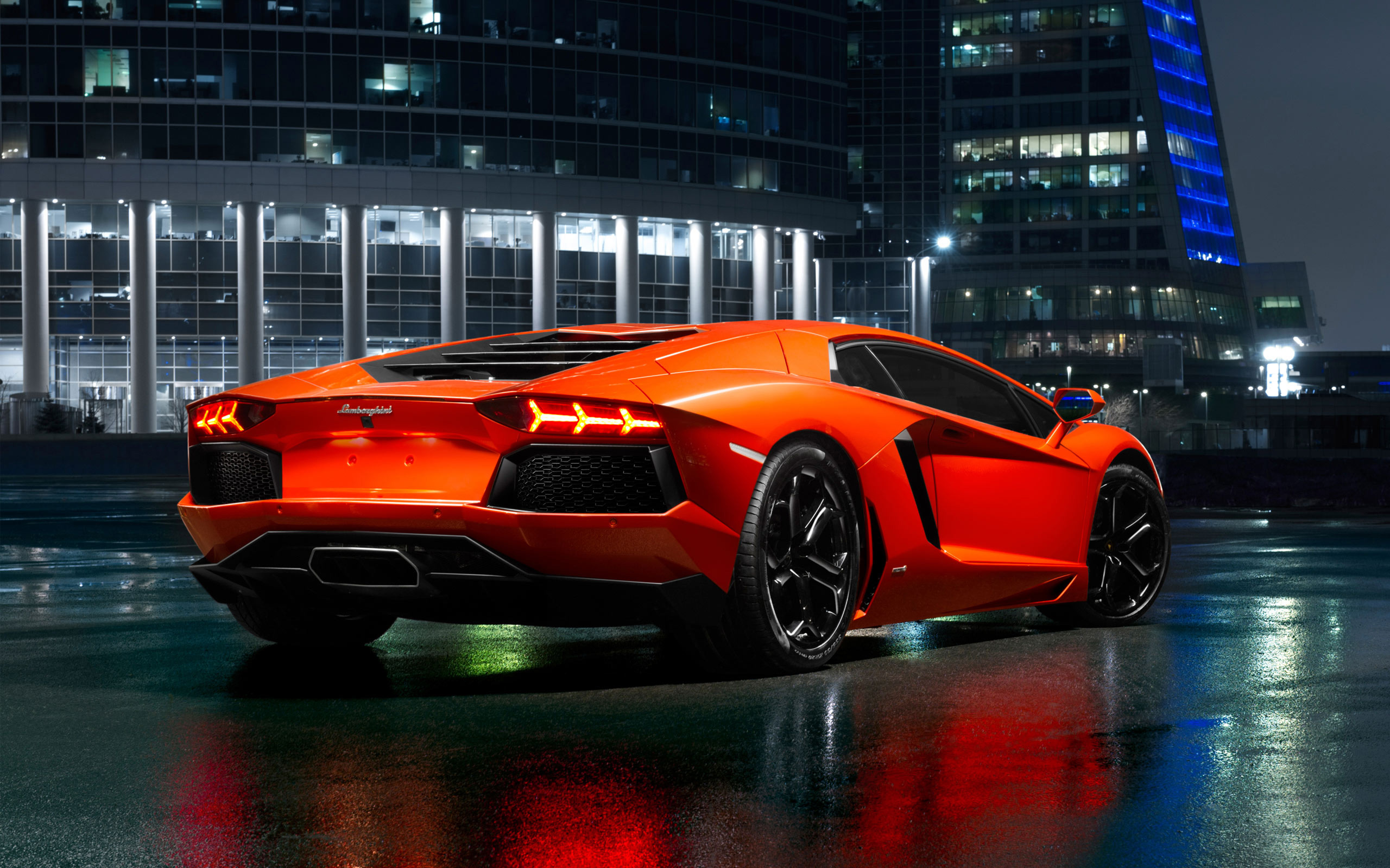 Lamborghini Aventador LP700 4 5 Wallpaper | HD Car ...