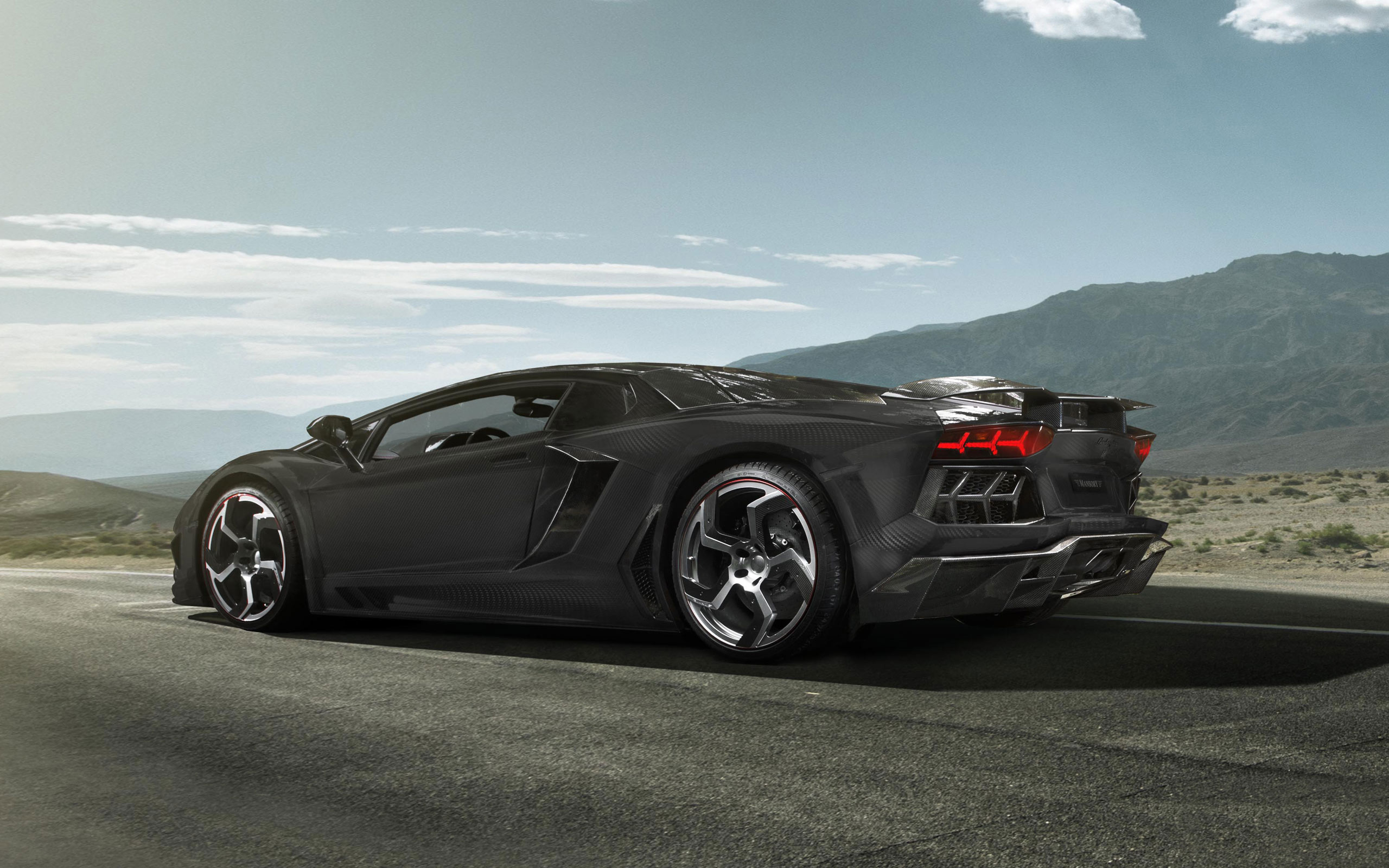 Aventador LP700 4 Mansory Carbonado 2 Wallpaper  HD Car Wallpapers