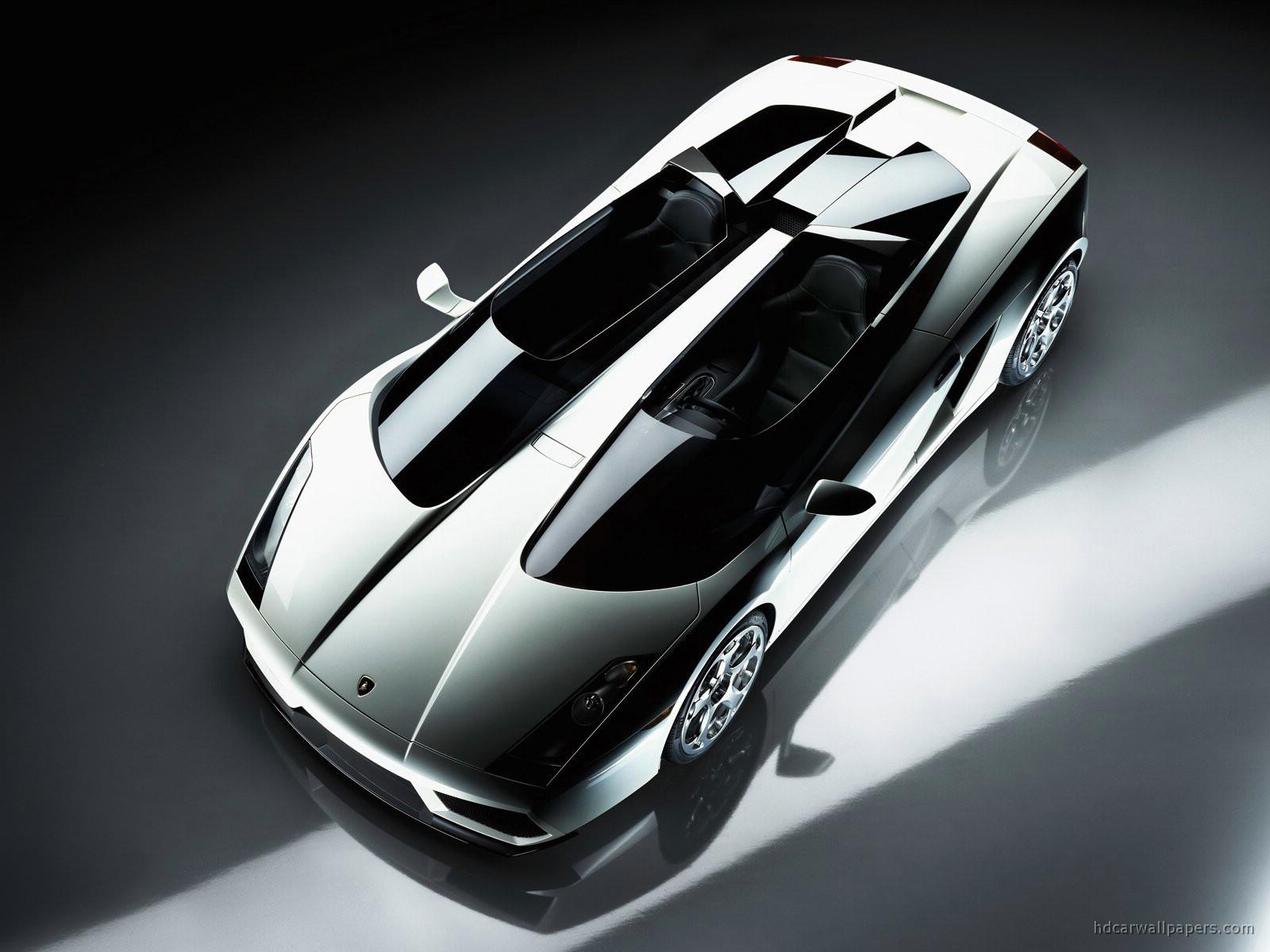 Lamborghini Concept S Wallpaper Hd Car Wallpapers Id 886