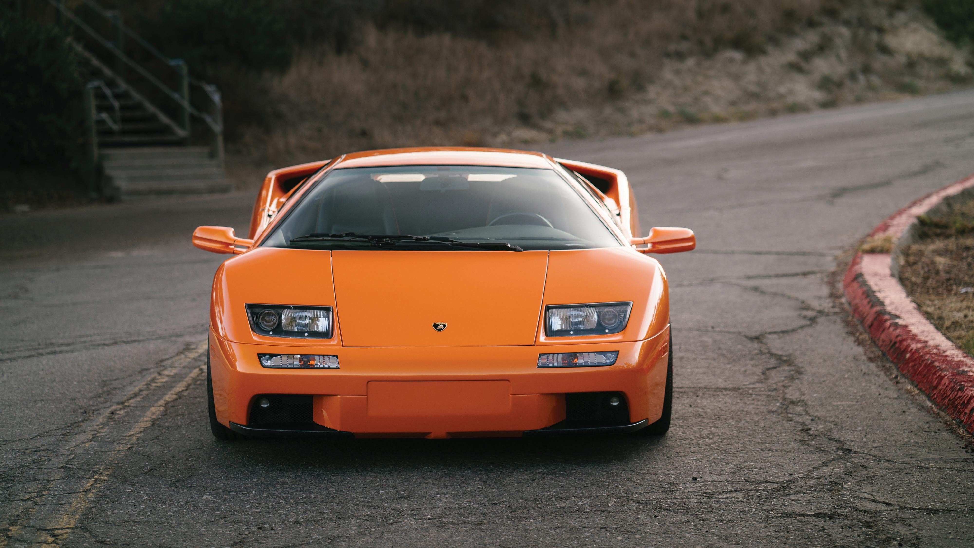 Lamborghini Diablo VT 6 4K Wallpaper | HD Car Wallpapers ...