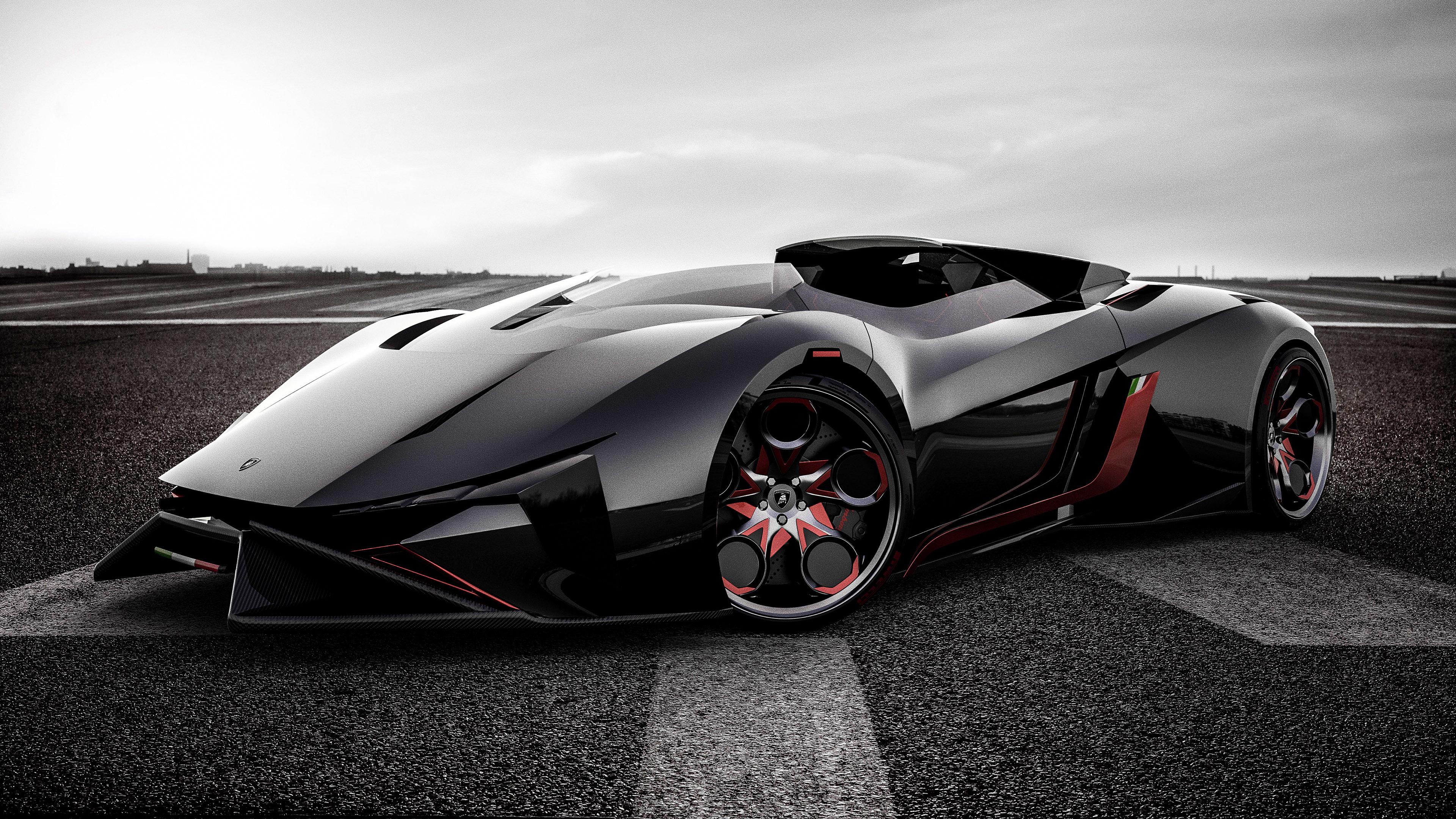 Lamborghini Diamante 4K Wallpaper | HD Car Wallpapers | ID ...