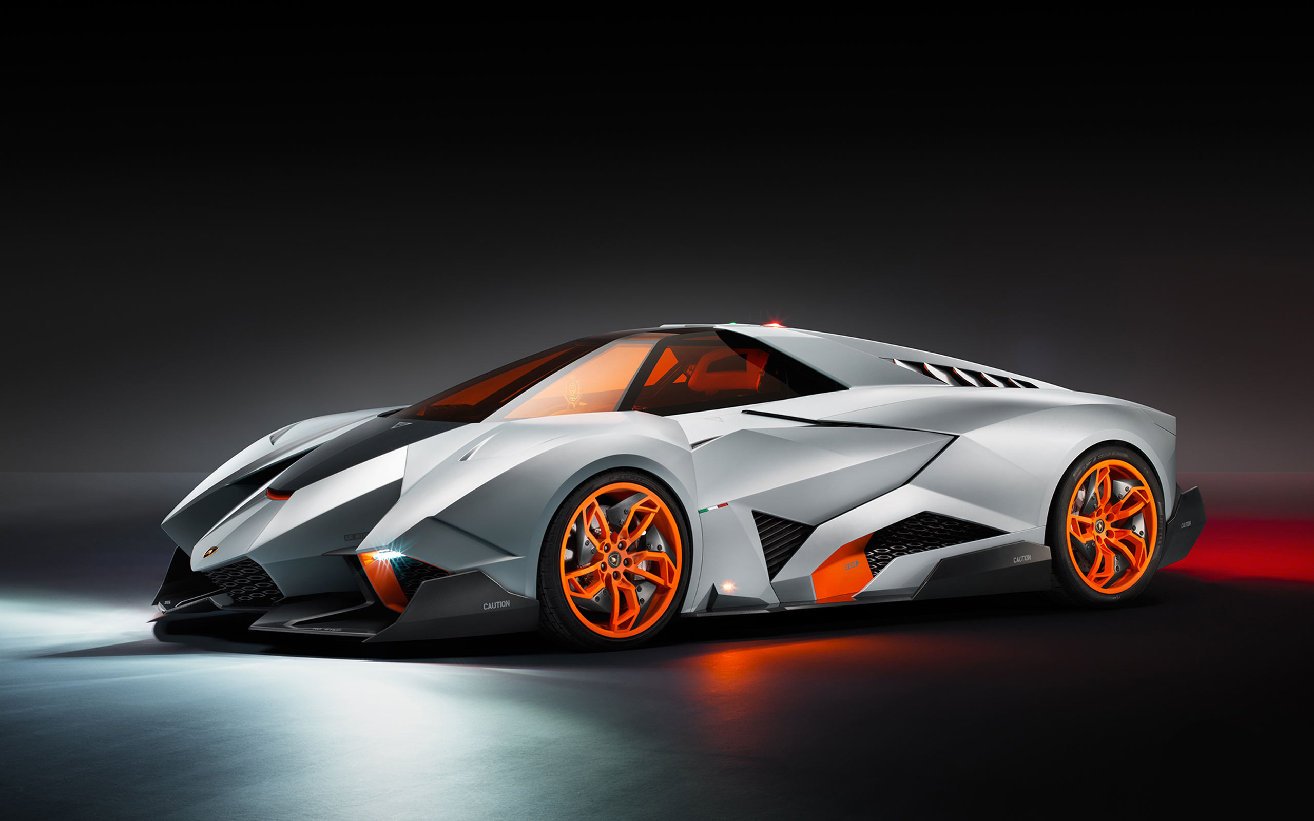 Lamborghini Egoista Concept Wallpaper HD Car Wallpapers - Car pictures