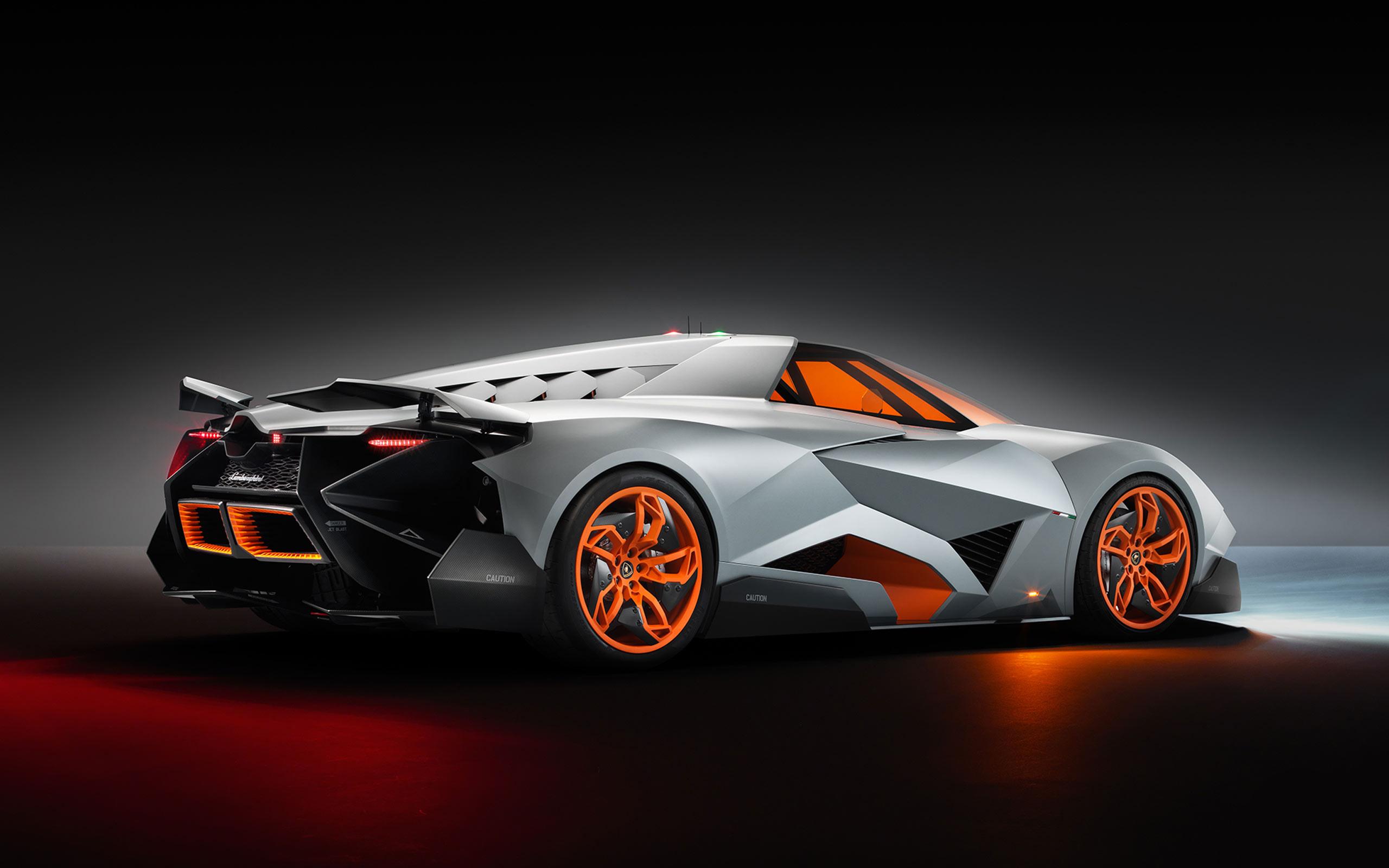 Charmant Lamborghini Egoista Concept 2