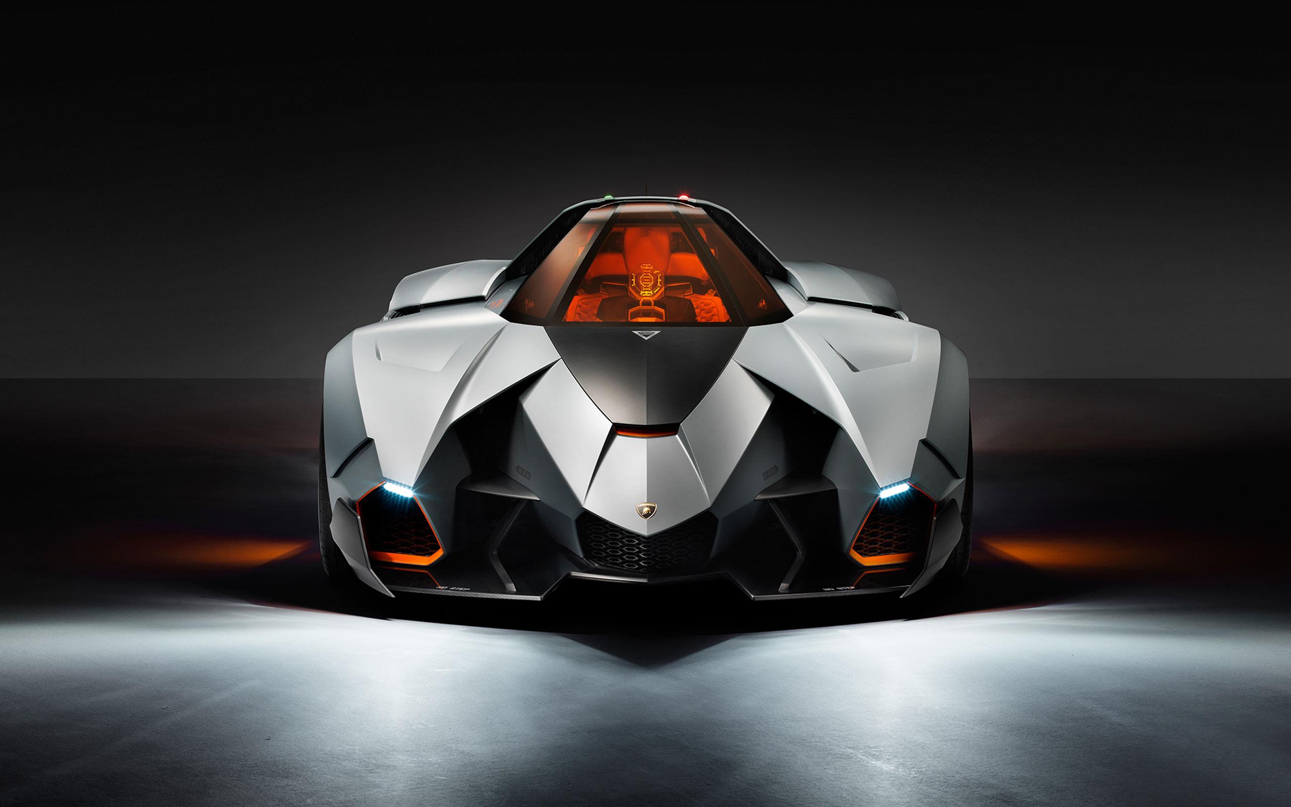 Lamborghini Egoista Concept 4 Wallpaper Hd Car Wallpapers Id 3417