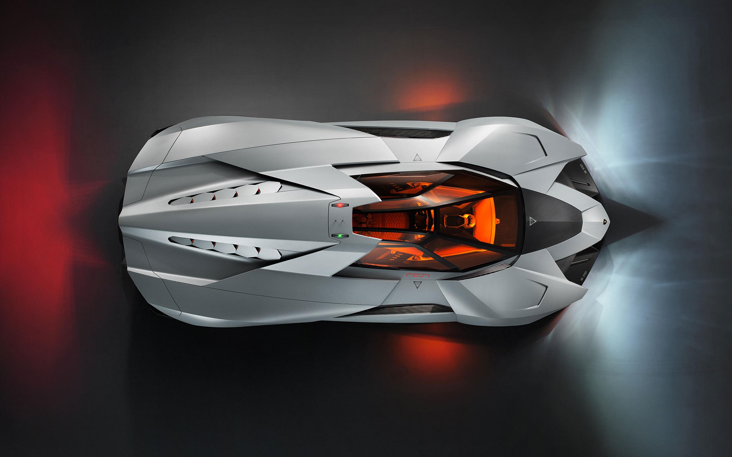Lamborghini Egoista Concept 5 Wallpaper | HD Car ...
