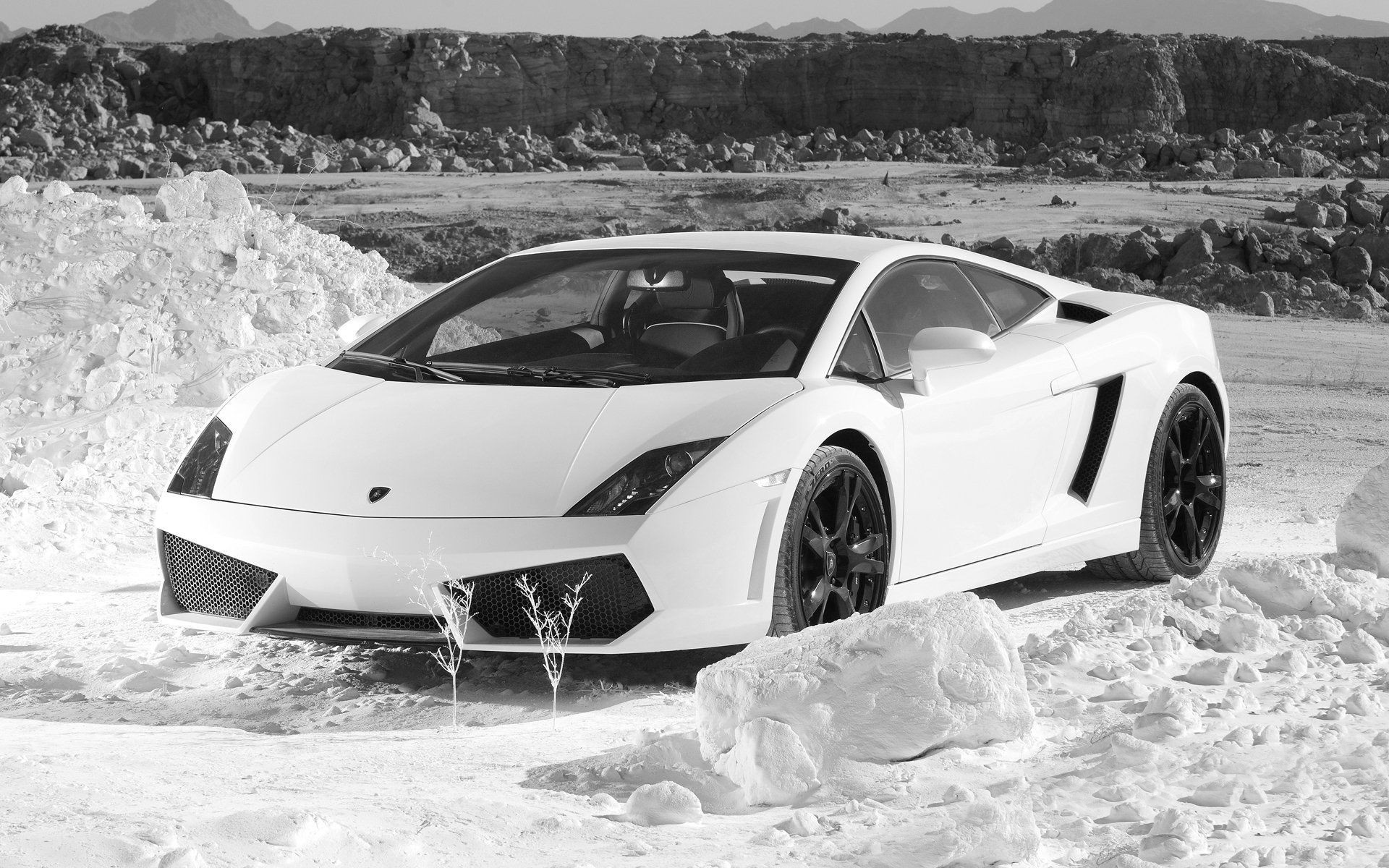 Lamborghini Gallardo LP 560 4 Wallpaper