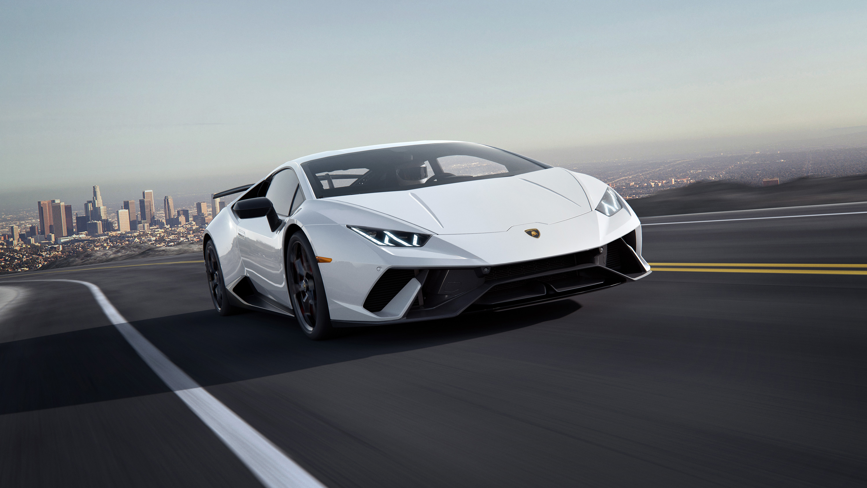 Lamborghini Huracan 2018 Wallpaper Hd Car Wallpapers Id 9084