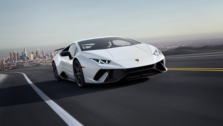 Lamborghini Huracan 2018 Wallpaper Hd Car Wallpapers Id