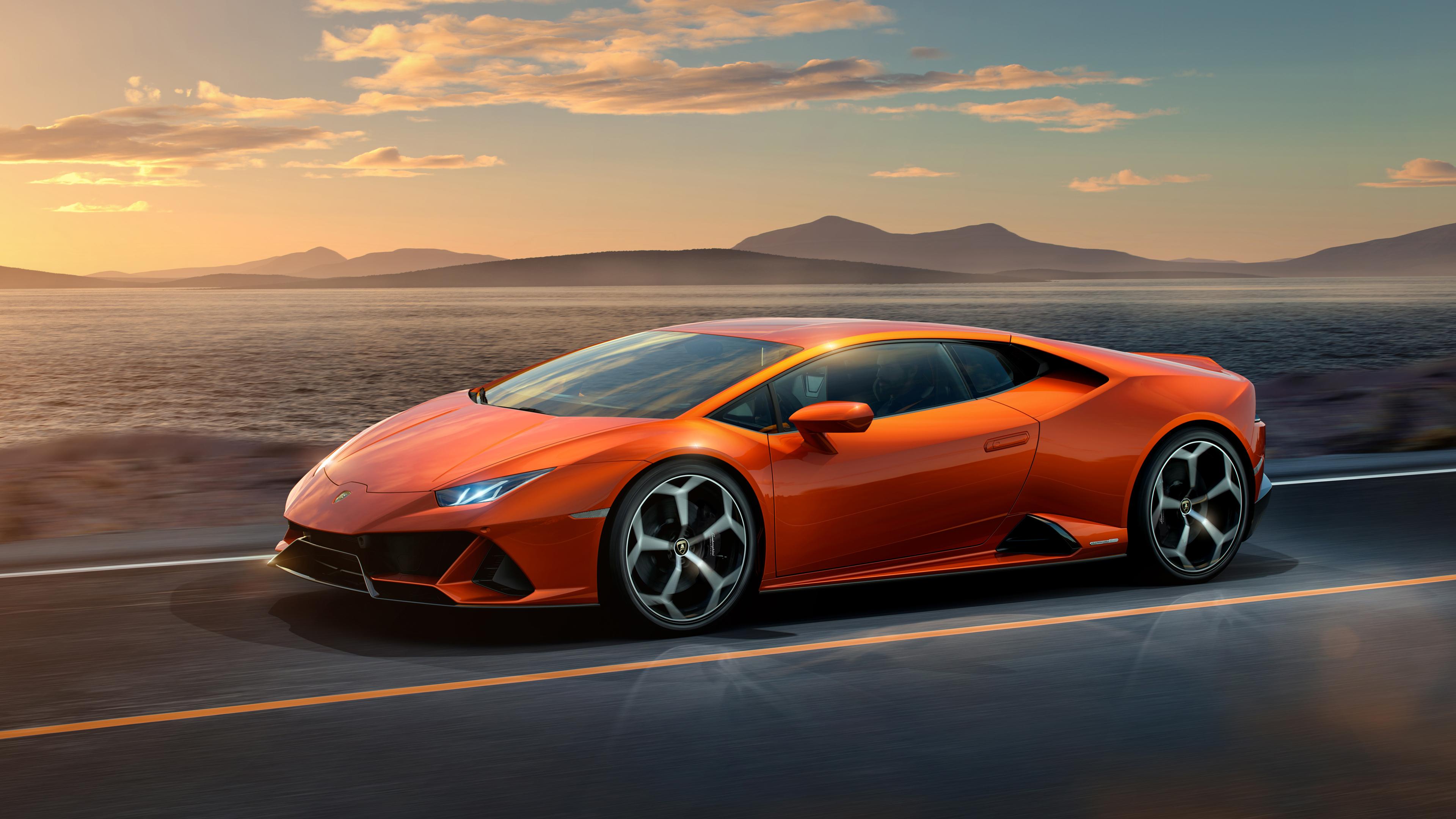 Lamborghini Huracan Evo 2019 4k Wallpaper Hd Car