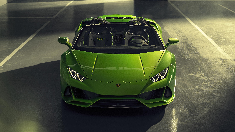 Lamborghini Huracan EVO Spyder 2019 5K 6 Wallpaper   HD ...