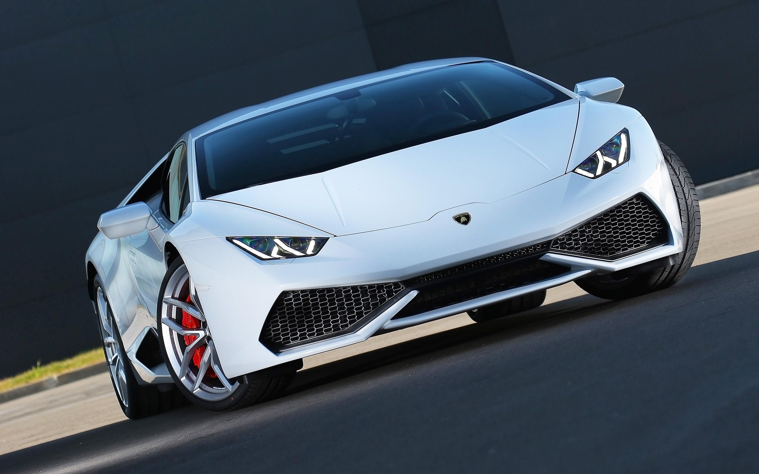 Lamborghini Huracan LP610 4 2014 Wallpaper | HD Car ...
