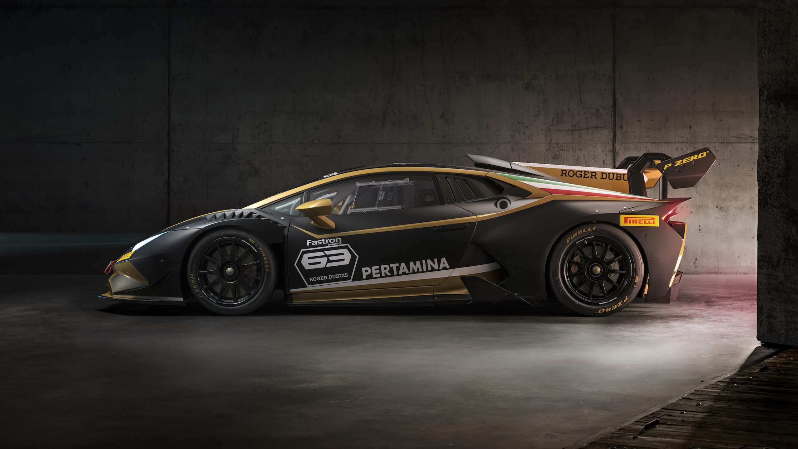 Lamborghini Huracan Super Trofeo Evo 2 Wallpaper Hd Car