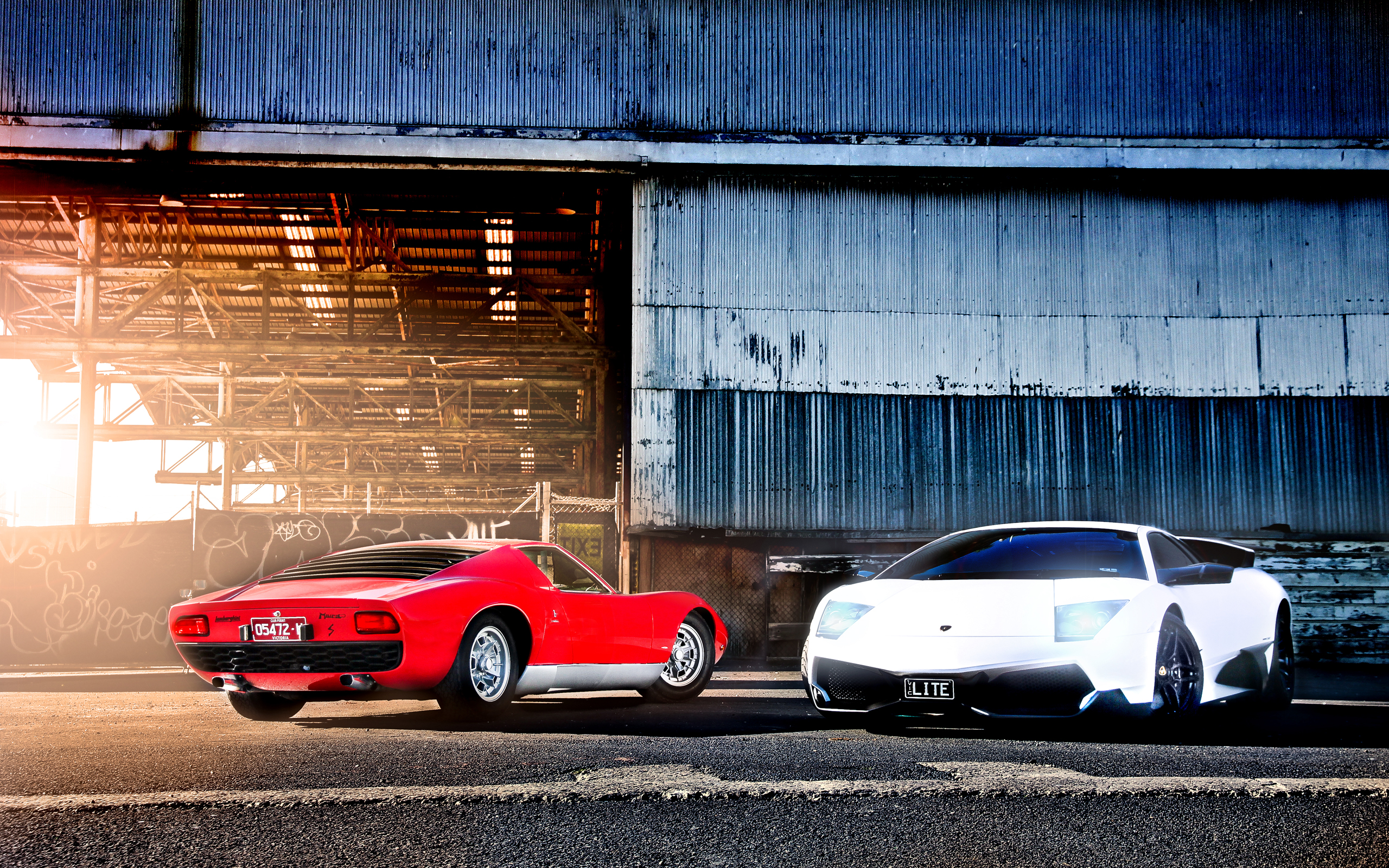 Lamborghini Miura S Lamborghini Lp670 4 Sv Wallpaper Hd Car