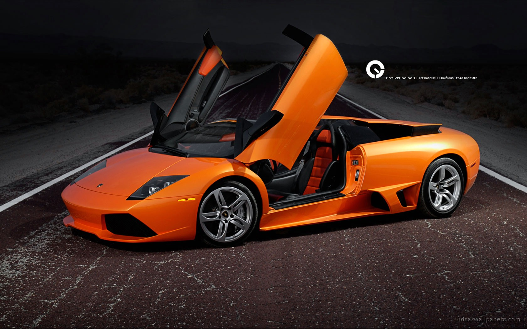 Lamborghini Murcielago Widescreen Wallpaper  HD Car Wallpapers