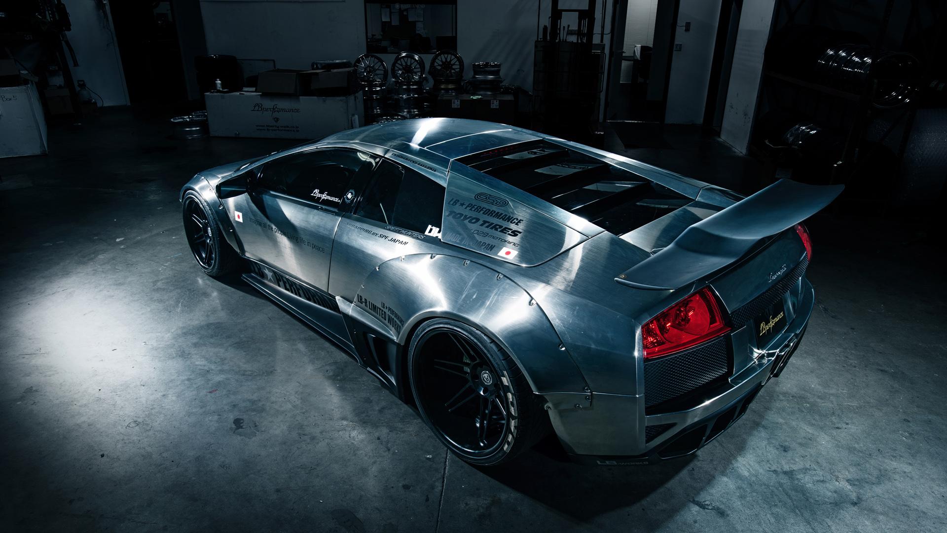 Lamborghini Performance Murcielago 2 Wallpaper Hd Car Wallpapers