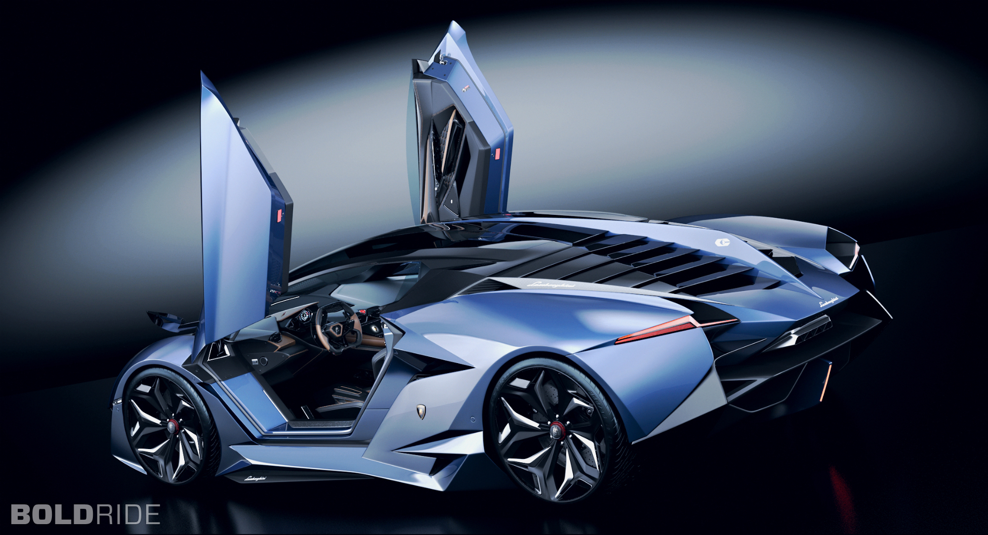 Lamborghini Resonare Concept 2 Wallpaper Hd Car