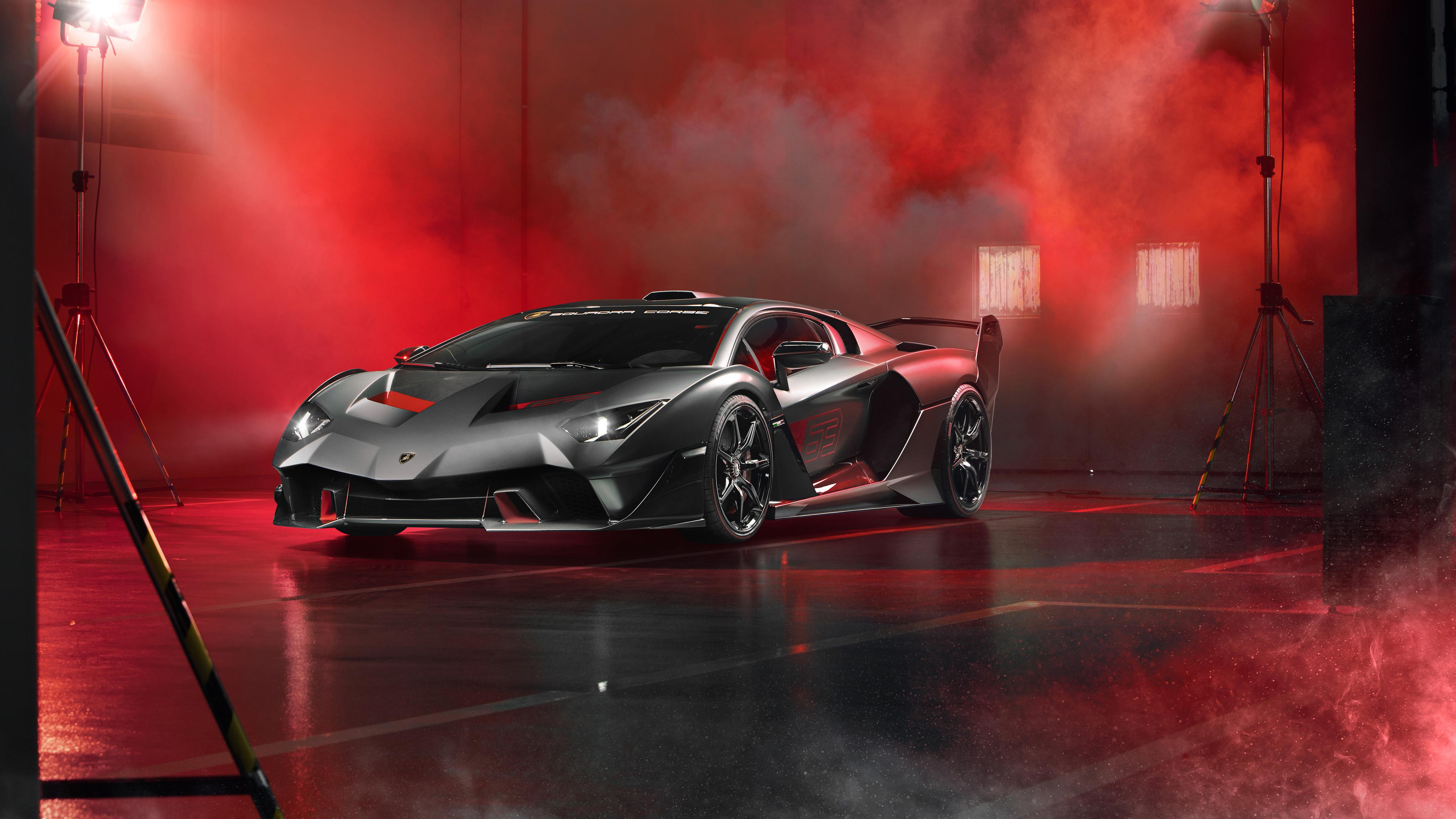 Wallpapers De Carros Lamborghini En Hd: Lamborghini SC18 2019 4K Wallpaper