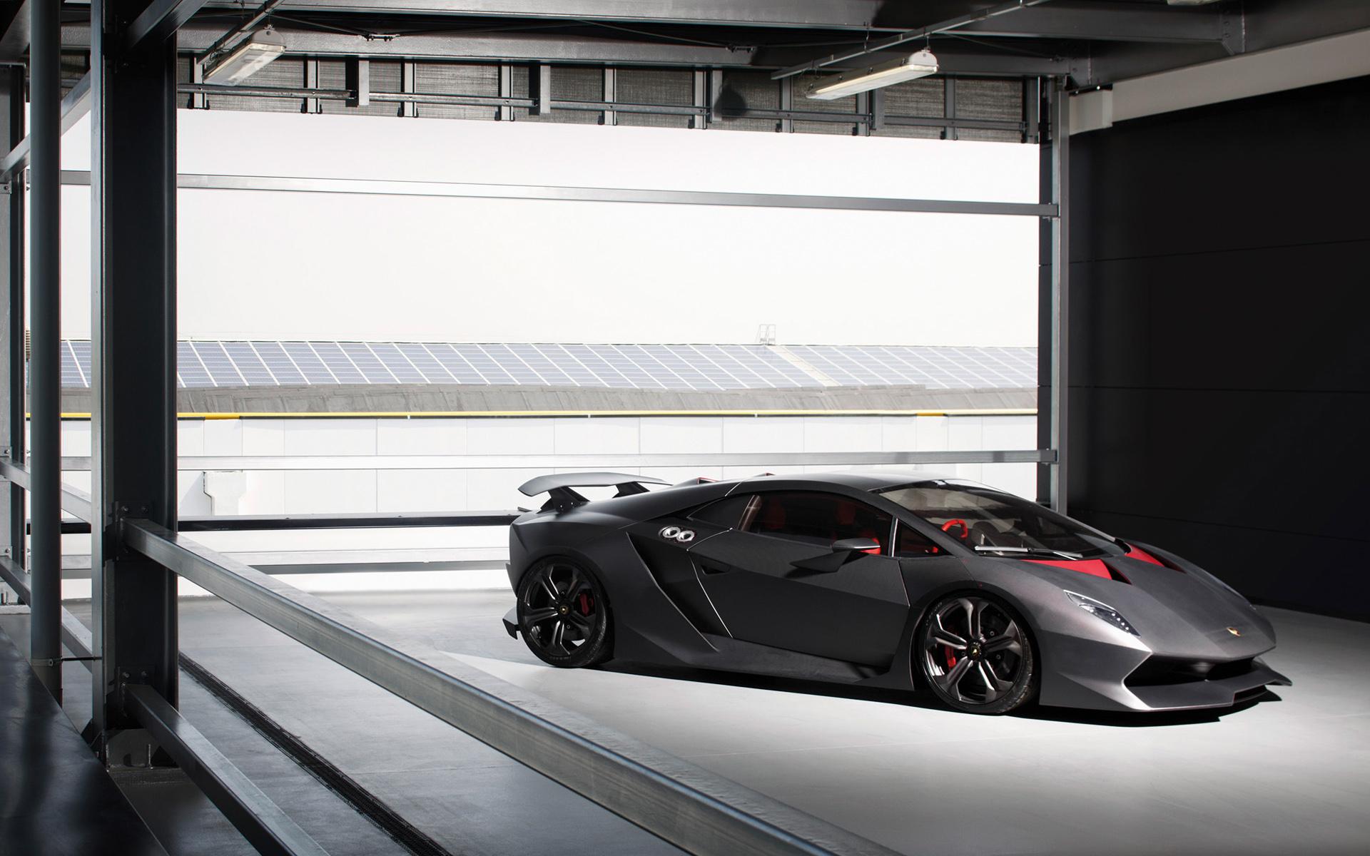 Lamborghini Sesto Elemento Concept 2 Wallpaper Hd Car Wallpapers