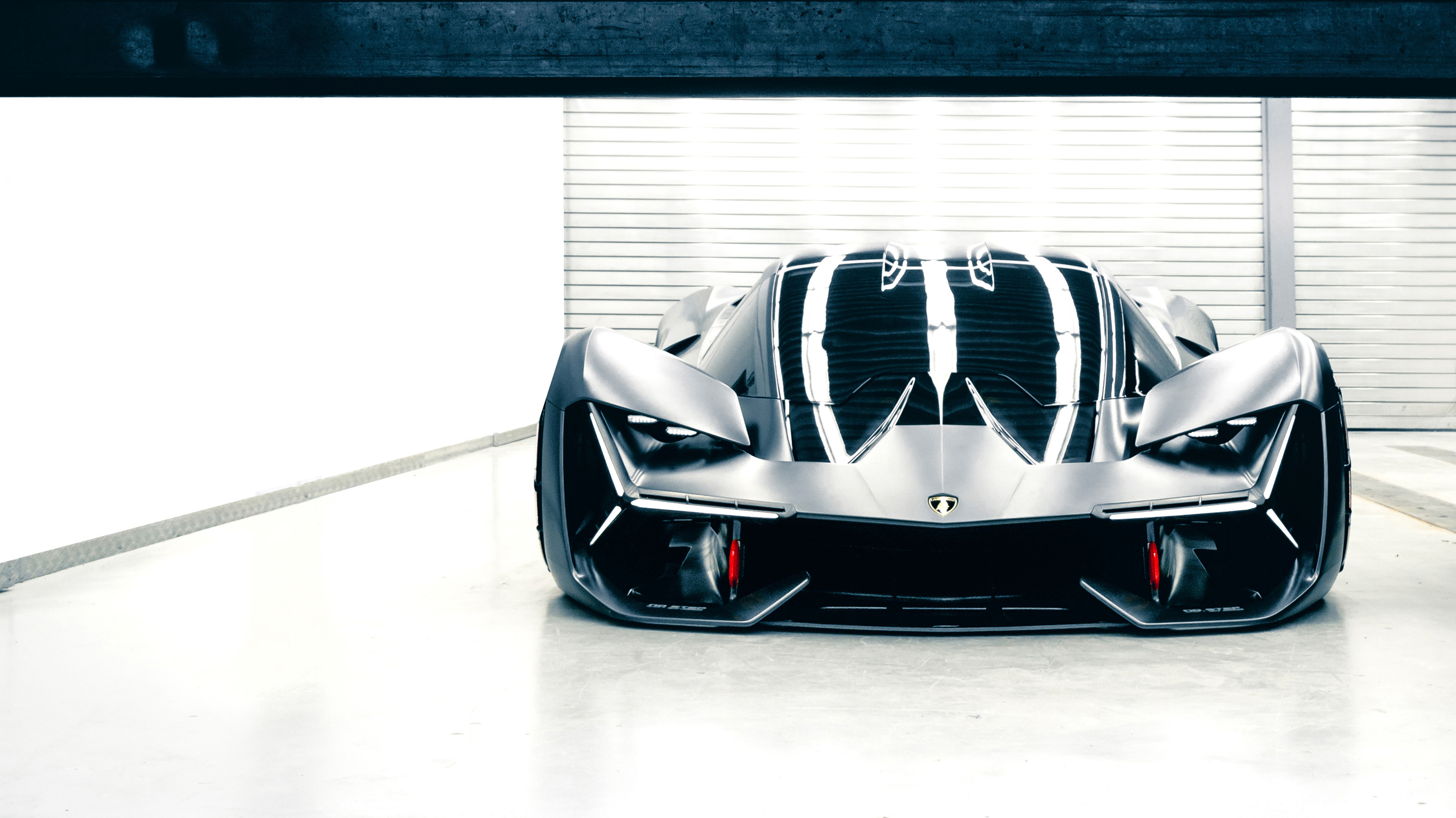 Lamborghini Terzo Millennio EV Supercar Wallpaper | HD Car ...