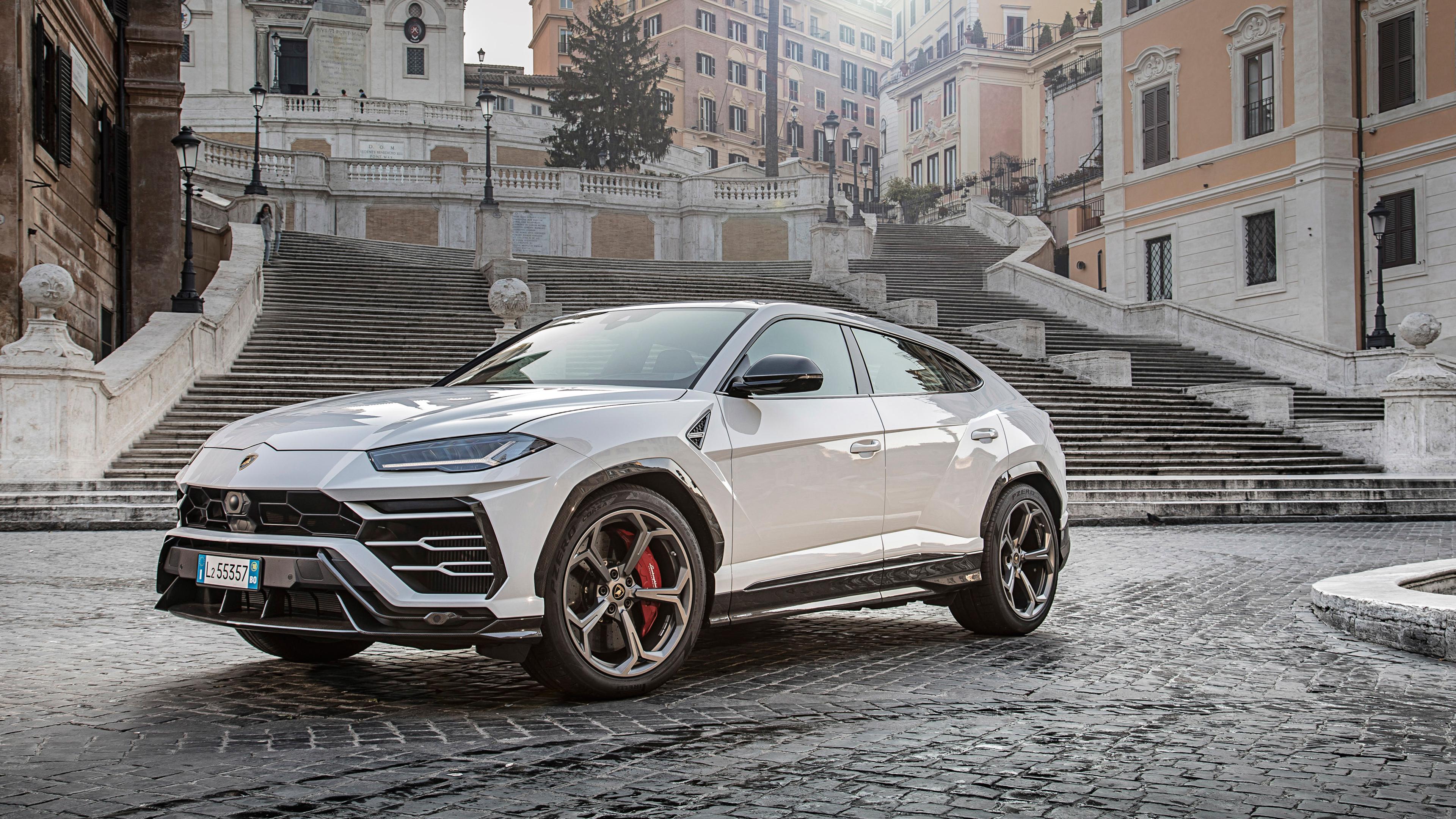 Lamborghini Urus 2018 4k 7 Wallpaper Hd Car Wallpapers Id 10173