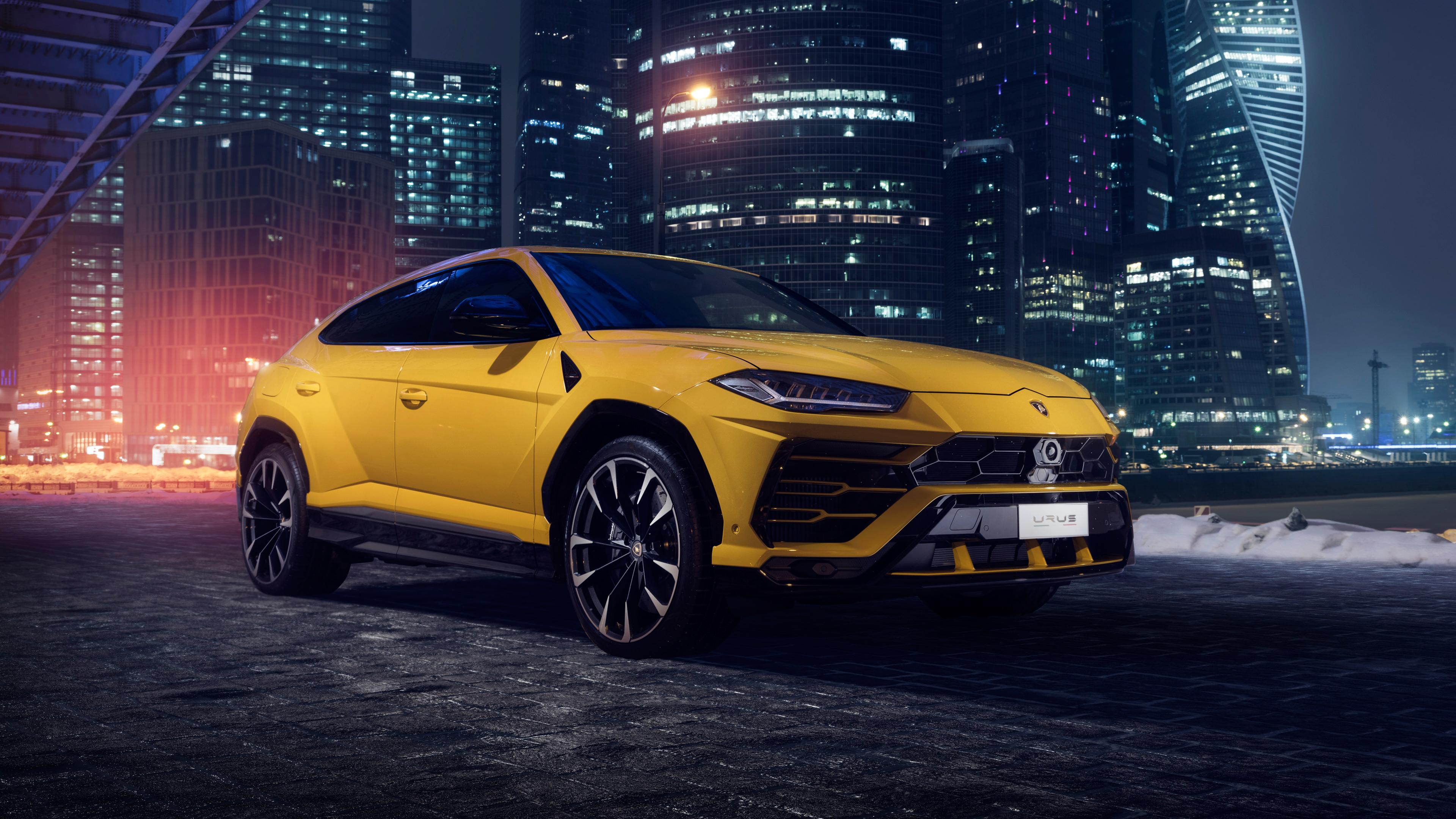 Lamborghini Urus 2018 4k 8 Wallpaper Hd Car Wallpapers