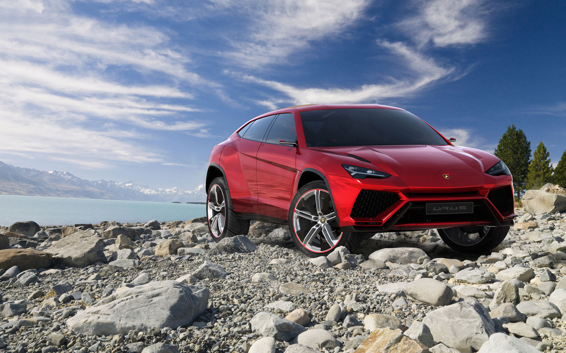 Lamborghini Urus Suv Wallpaper Hd Car Wallpapers Id 2646