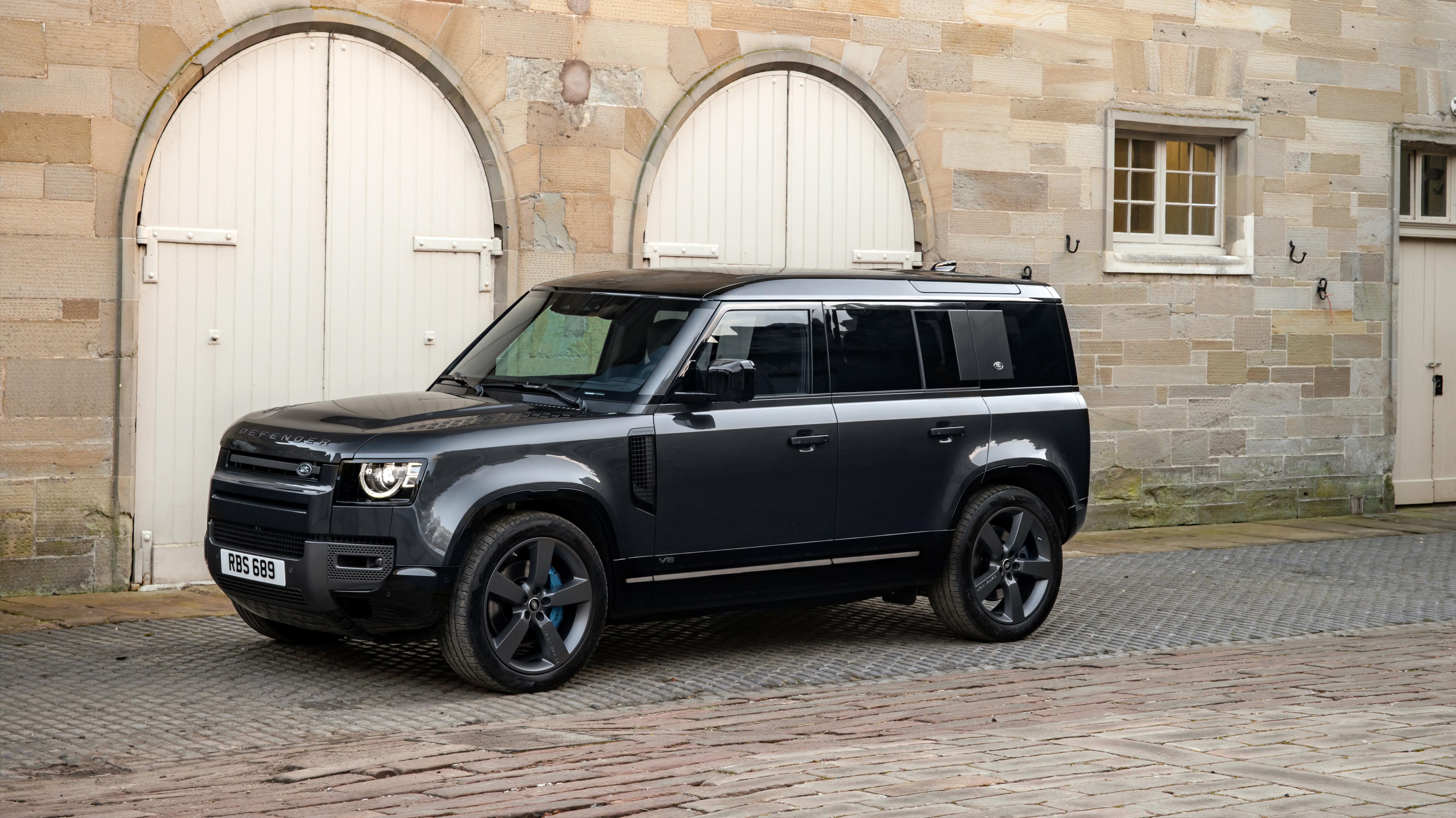 Land Rover Defender 110 V8 Carpathian Edition 2021 5k Wallpaper Hd Car Wallpapers Id 17444 2016 vorsteiner range rover v ff 102