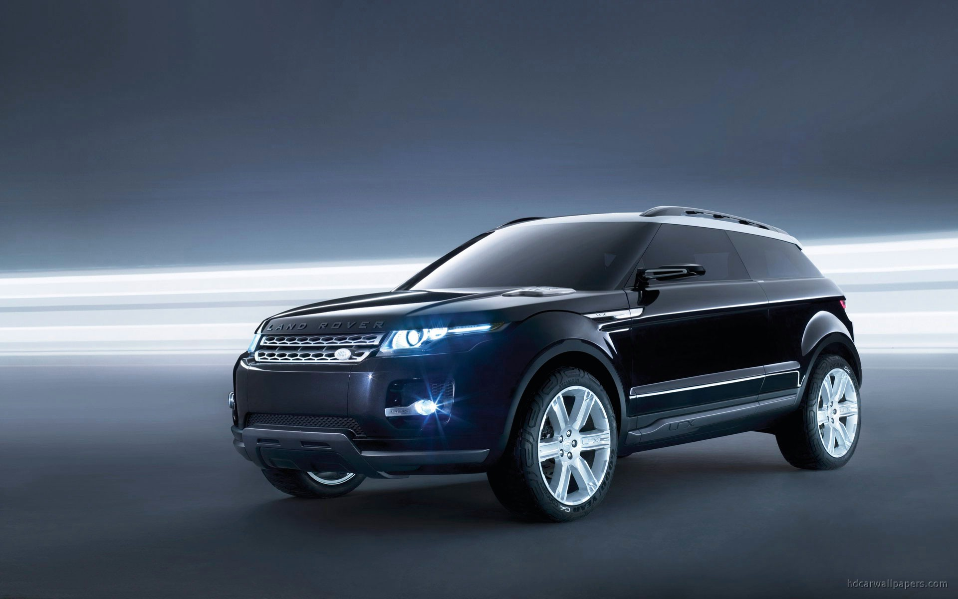 Group Of Range Rover Concept Hd Wallpapers