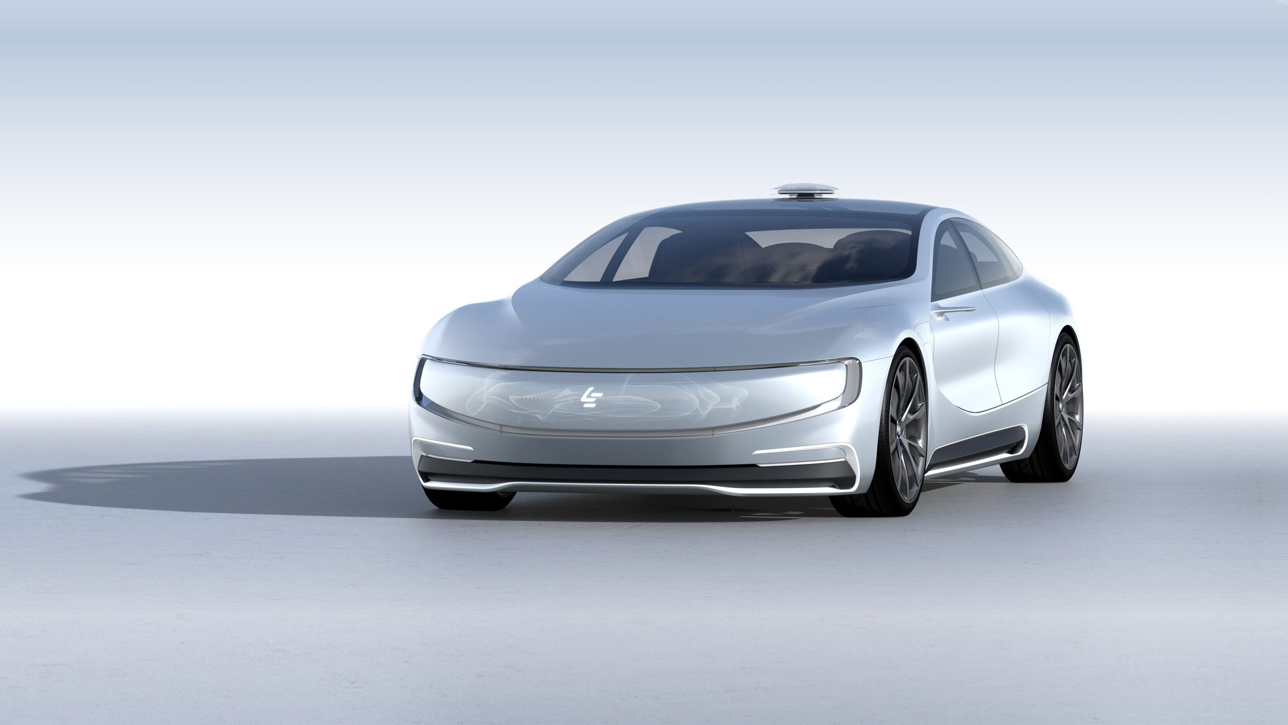 LeEco LeSEE Electric Concept Car Wallpaper