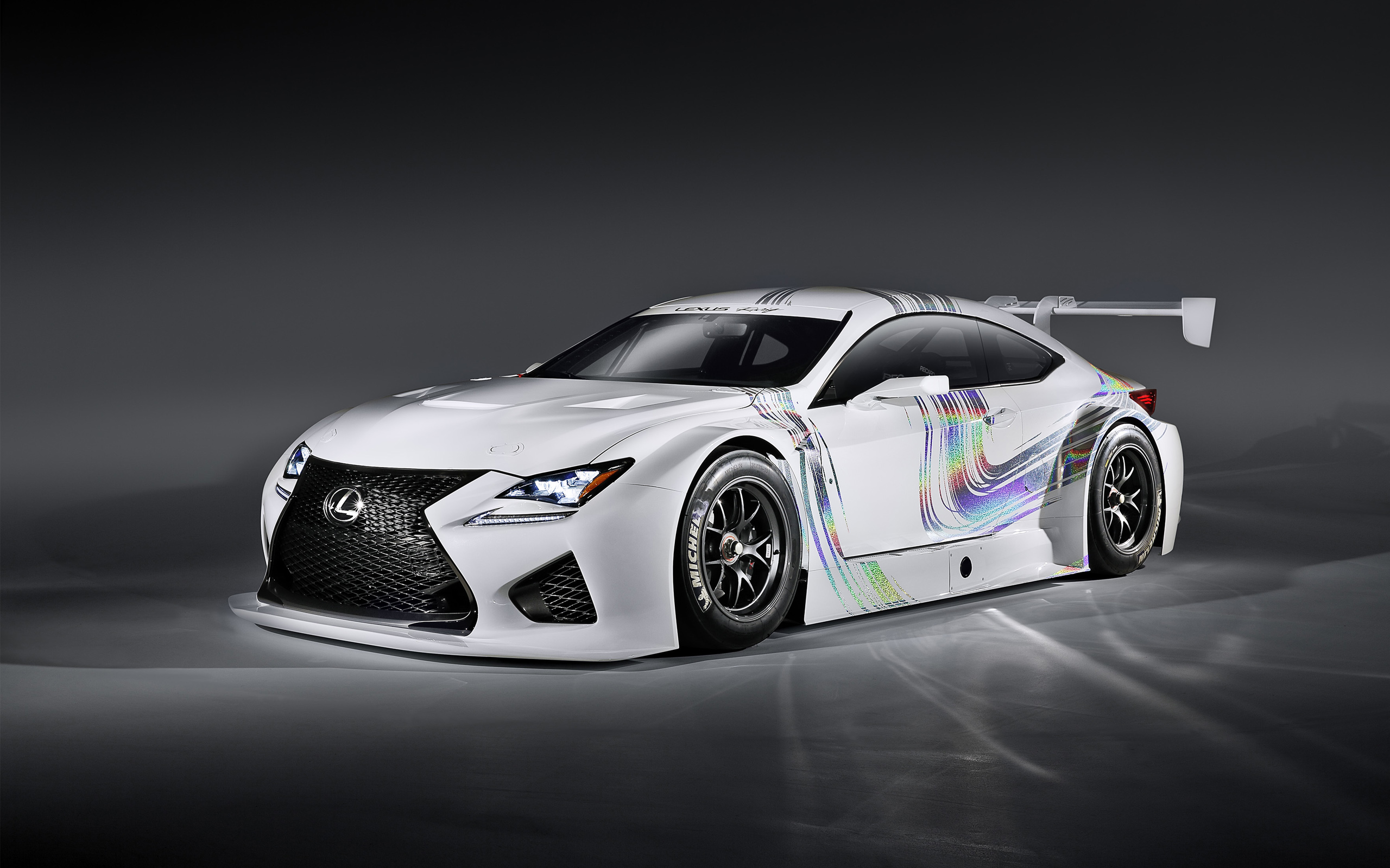 2015 Lexus Isf >> Lexus RC F GT3 Concept Wallpaper | HD Car Wallpapers | ID ...