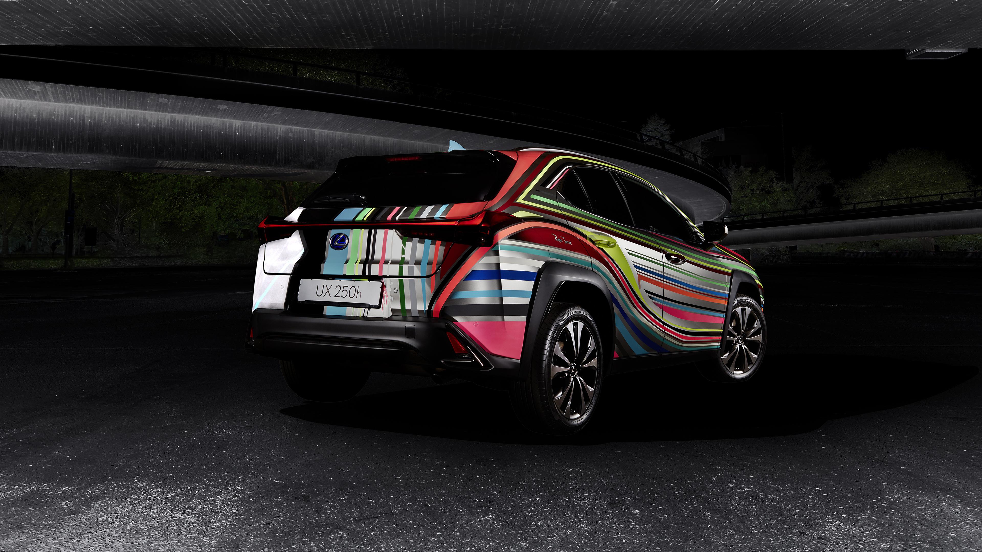Lexus Ux 250h F Sport By Rene Turrek 2019 4k 3 Wallpaper Hd Car Wallpapers Id 12655