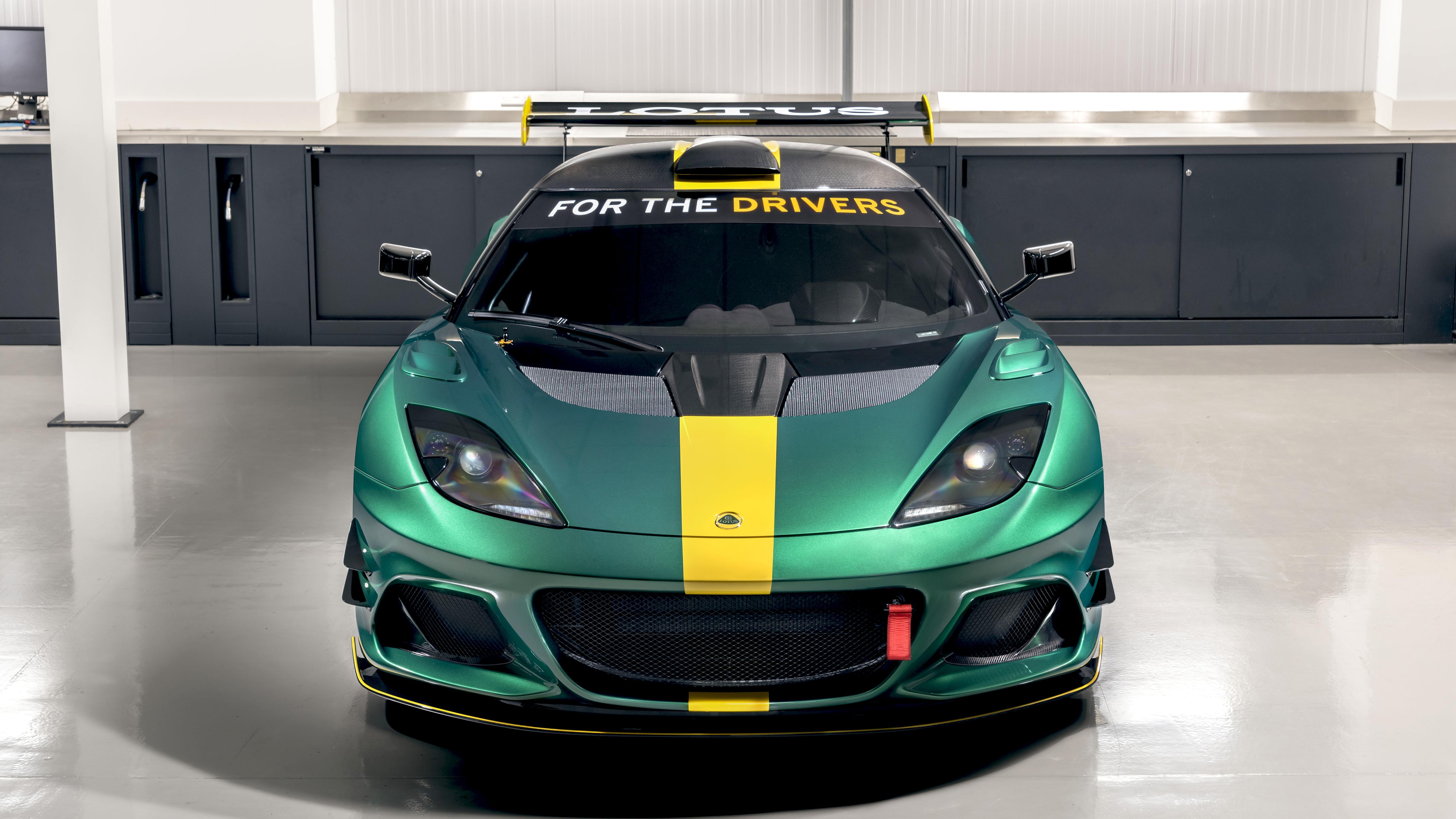 Lotus Evora GT4 Concept 2019 4K Wallpaper | HD Car ...